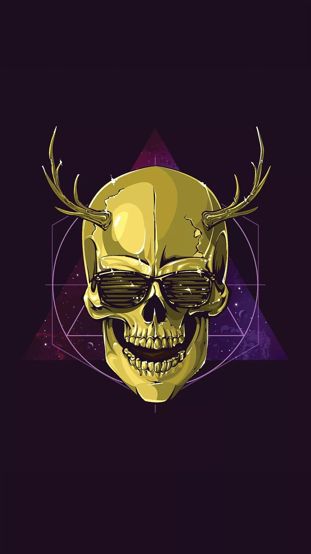 Cool Skull hd wallpaper for Android