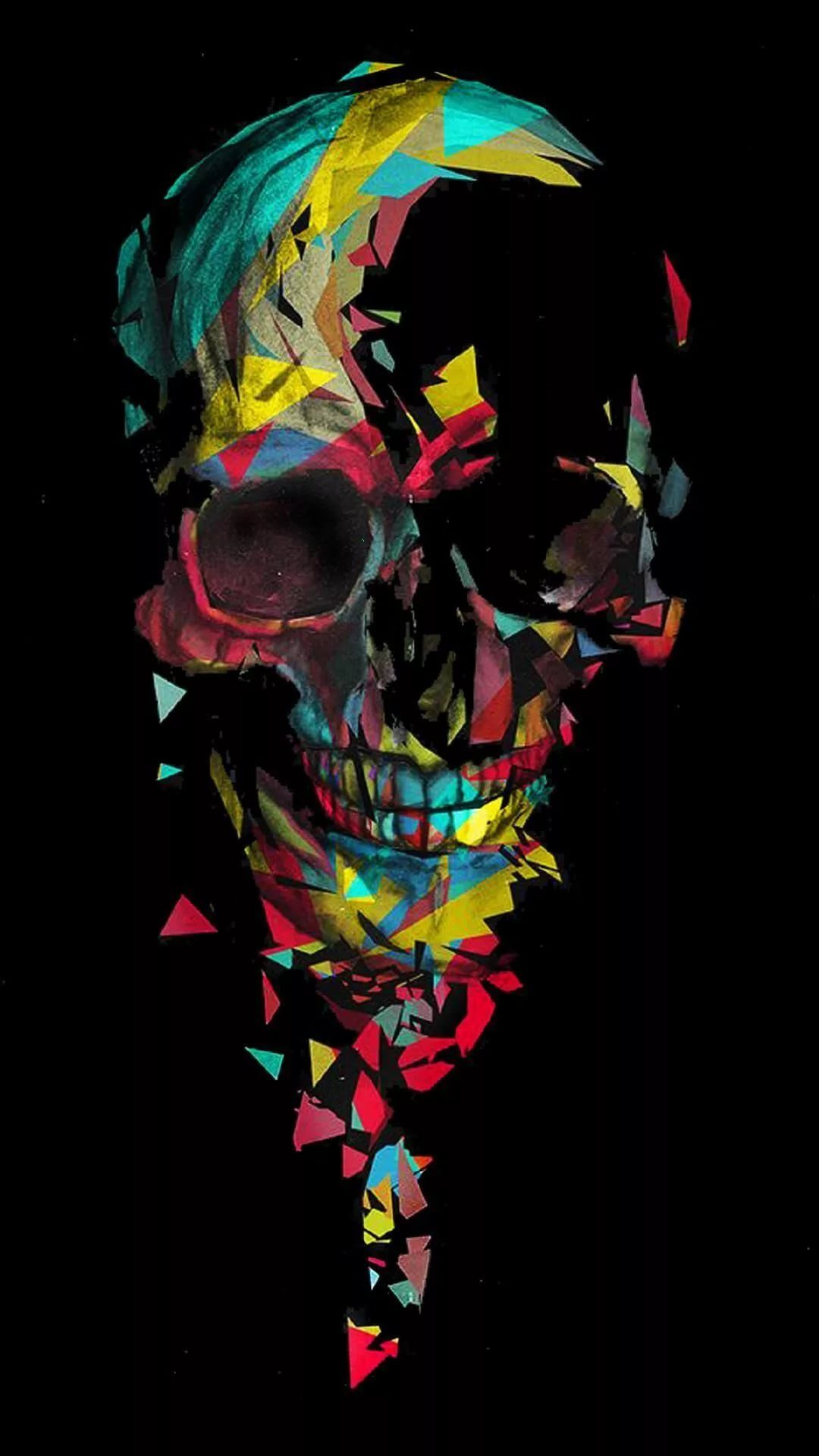 Cool Skull iPhone Wallpapers: 20+