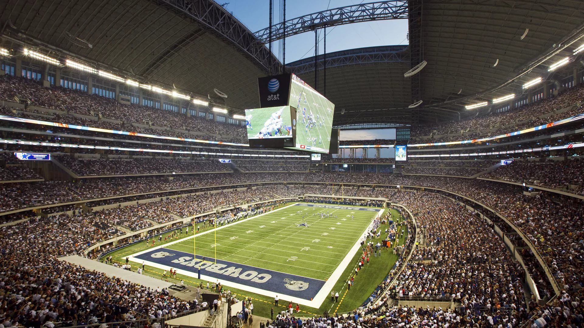 Cowboys Stadium laptop wallpaper