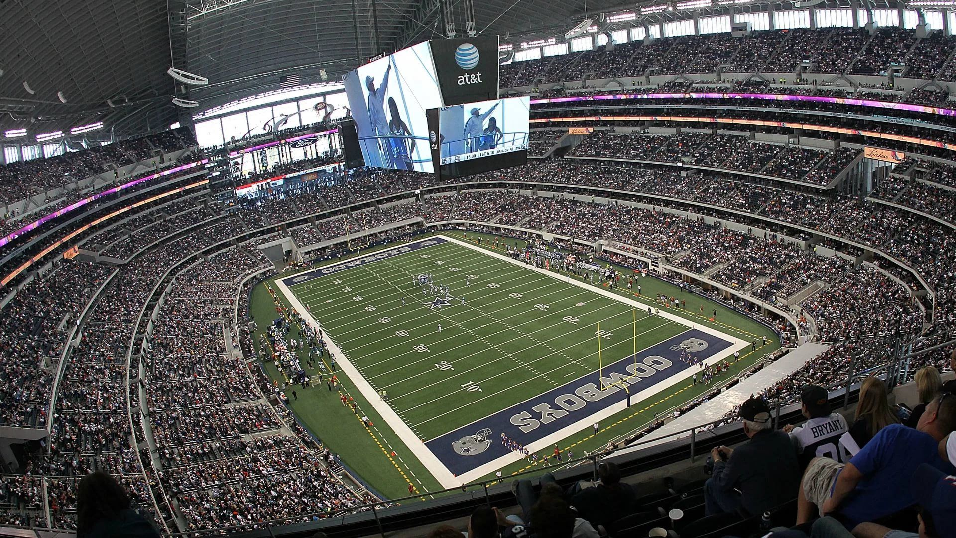 Cowboys Stadium download free wallpapers for pc in hd