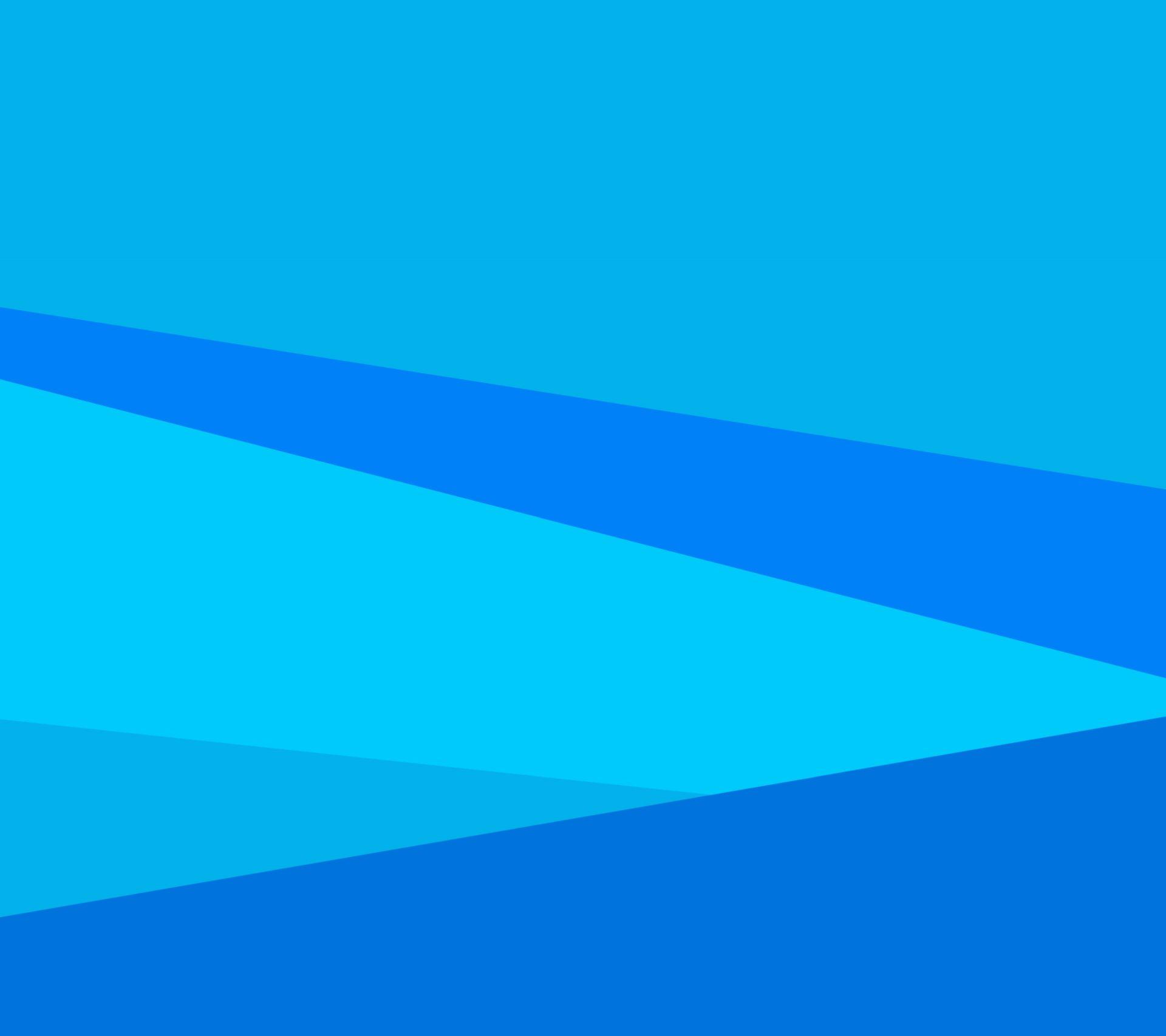 Cute Blue Background Wallpaper HD