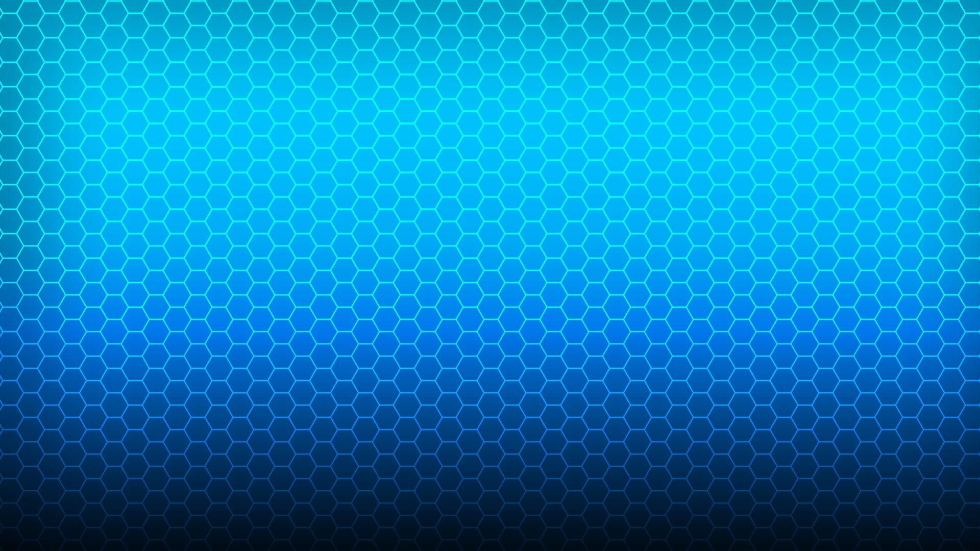 Cute Blue Free Wallpaper