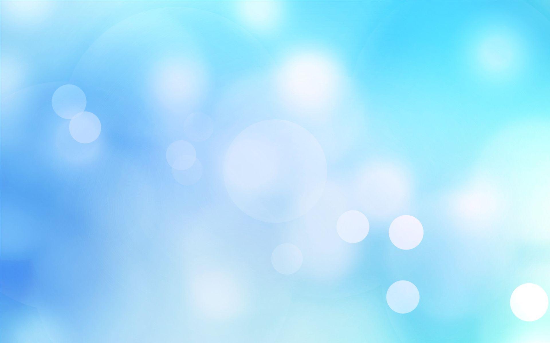 Cute Blue Clear Wallpaper Picture