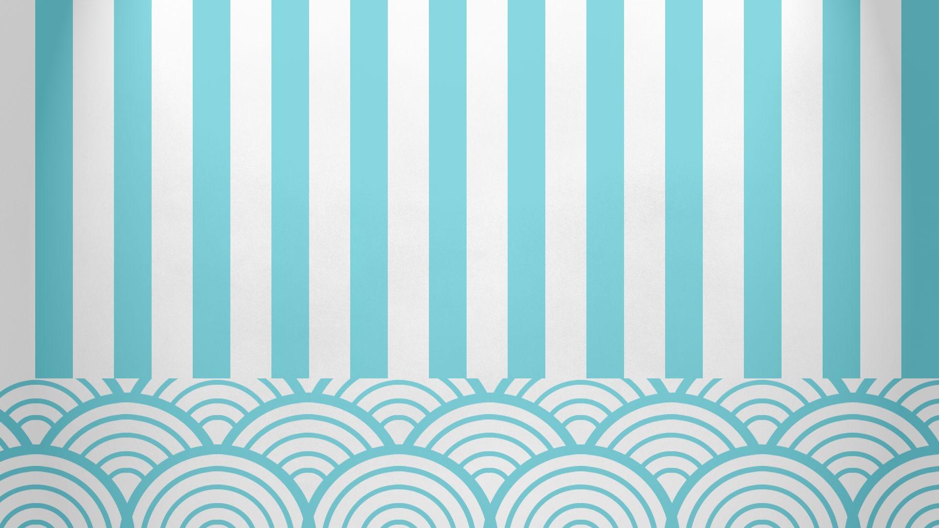 Cute Blue desktop wallpaper download