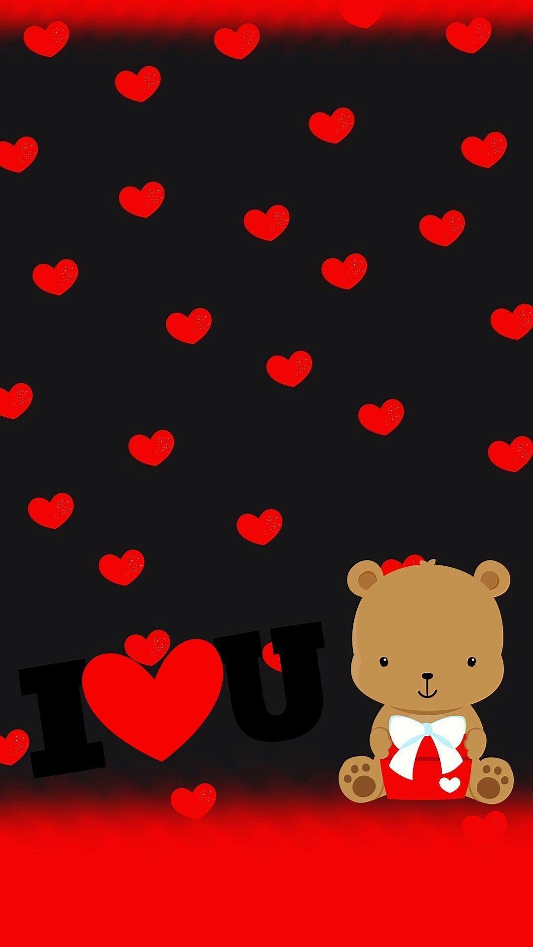 Cute Love Galaxy s8 wallpaper