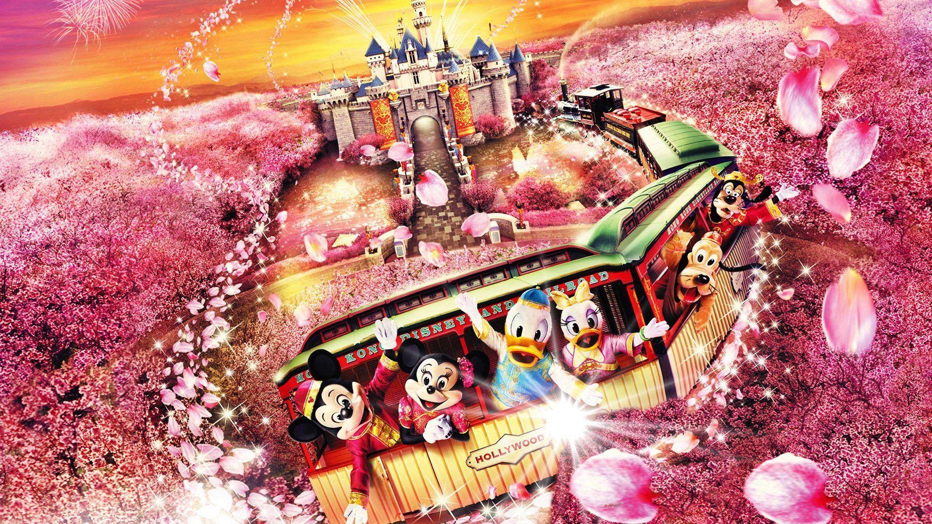 Disney Christmas hd wallpaper download