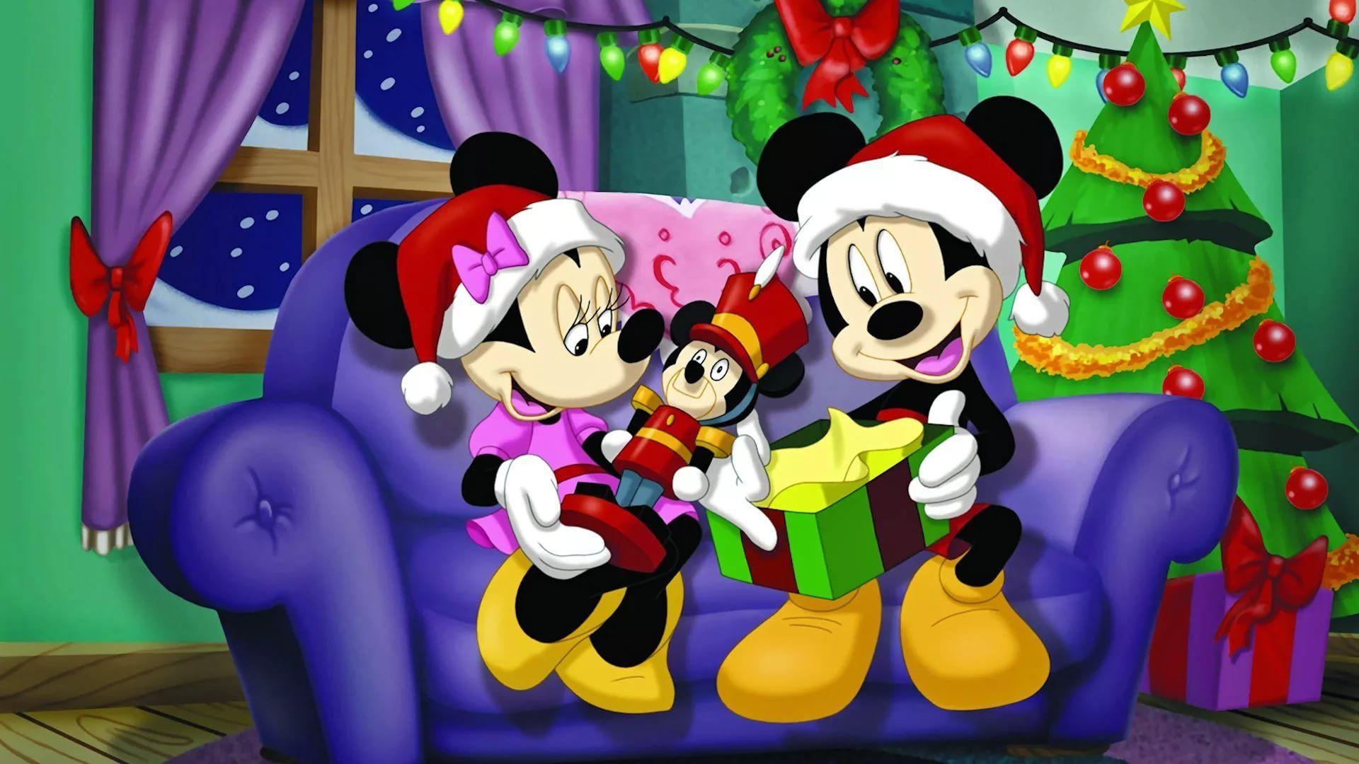 Disney Christmas wallpaper photo
