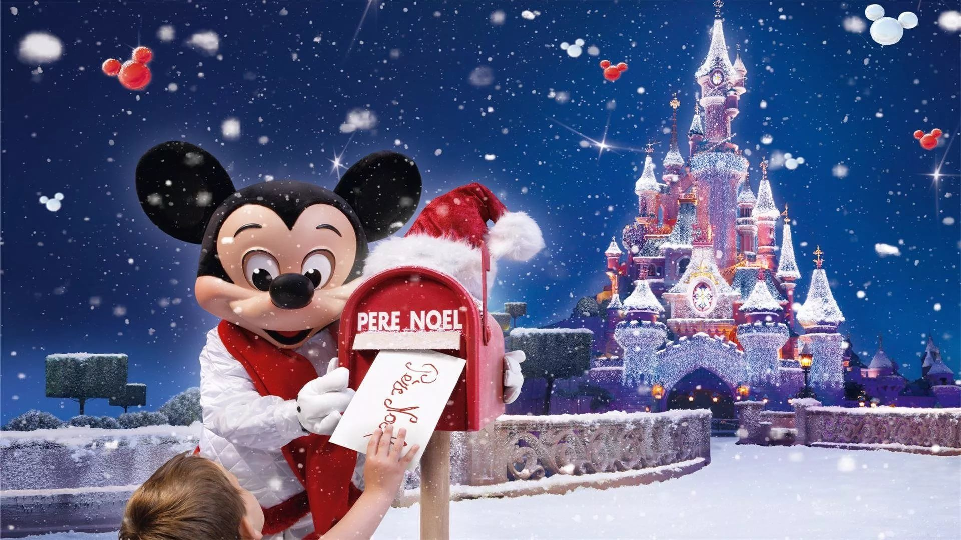 Disney Christmas Image