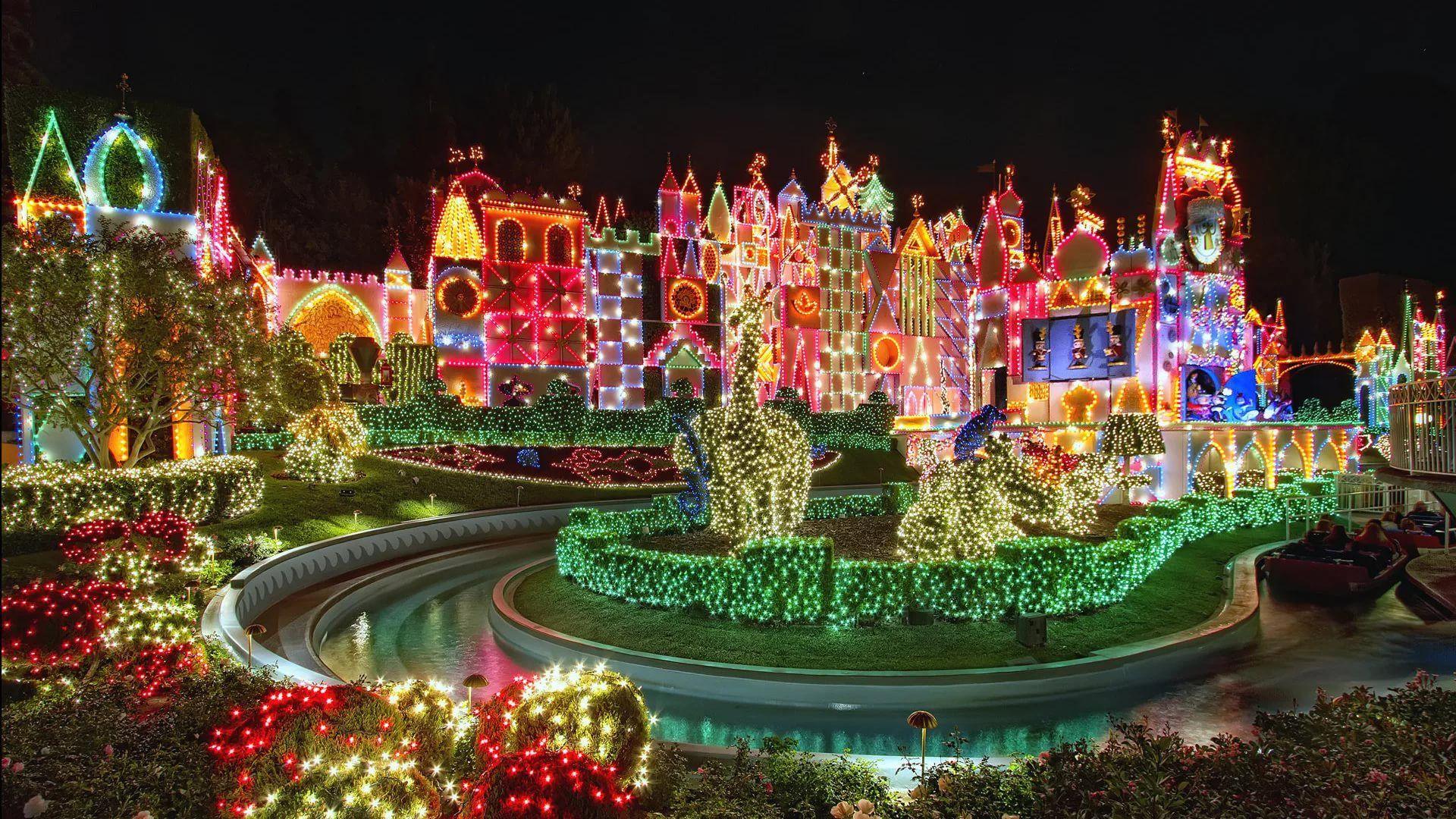 Disney Christmas Download Wallpaper
