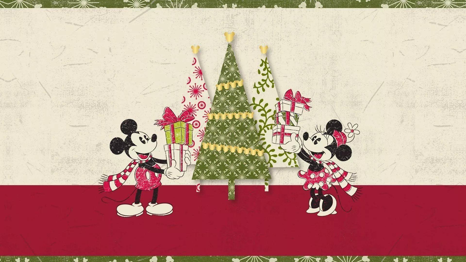 Disney Christmas best Wallpaper