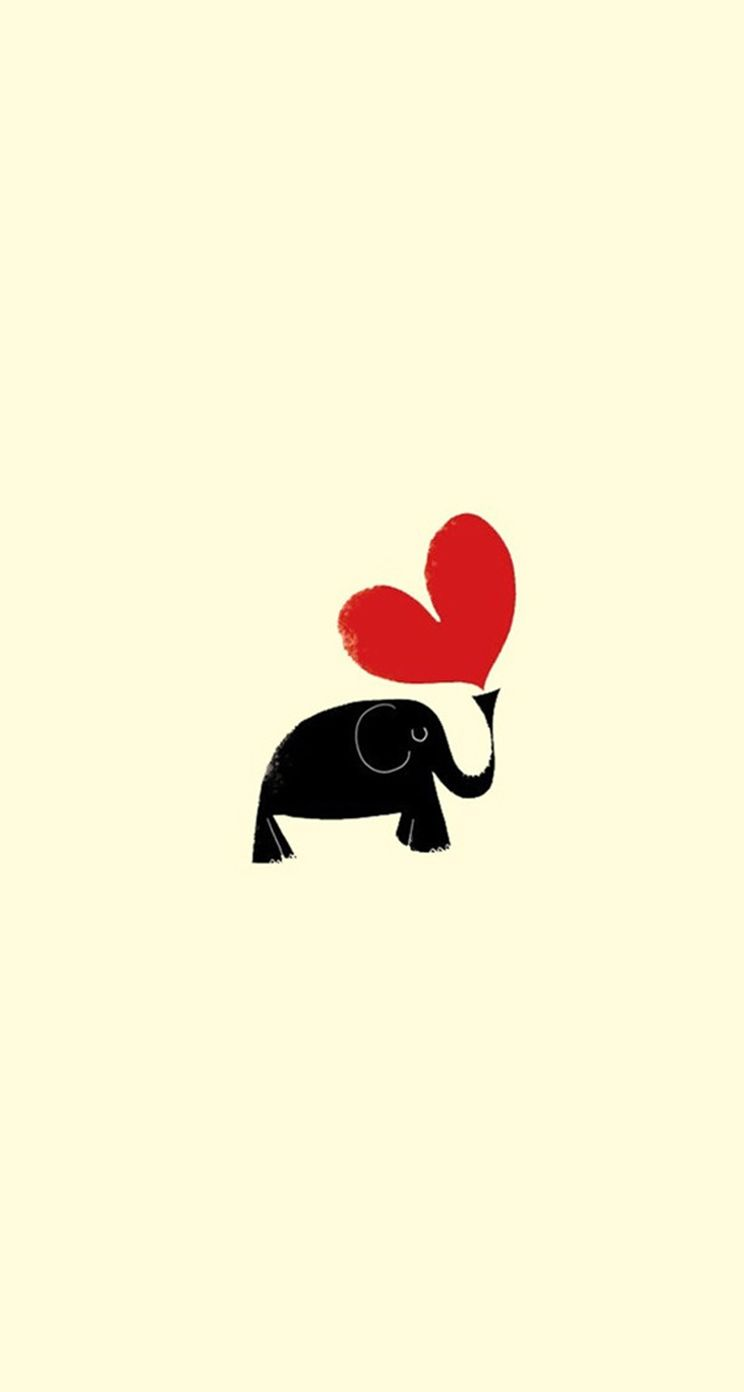 Elephant HD iPhone 7 wallpapers