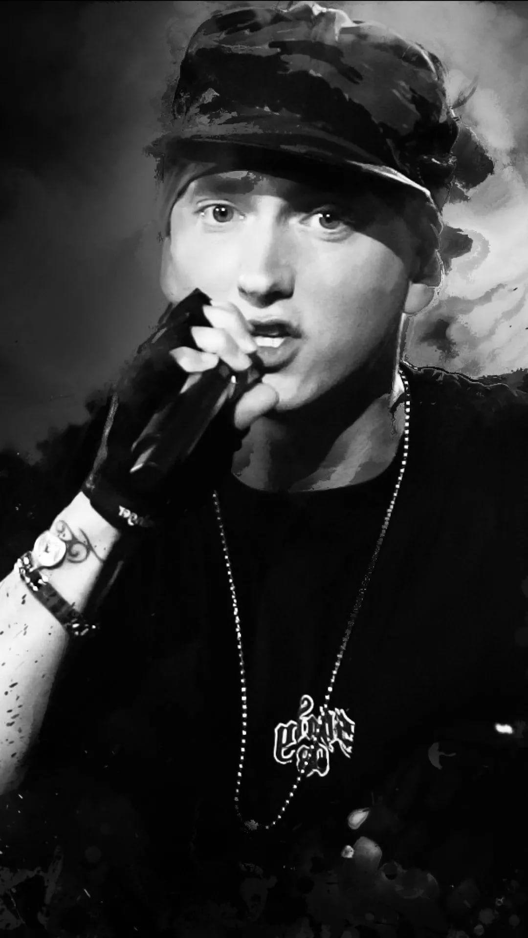 Eminem iPhone xr wallpaper