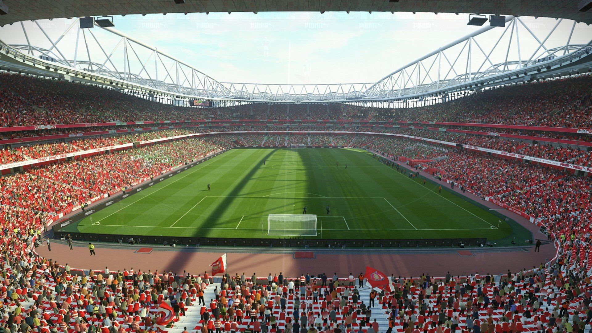 Emirates Stadium laptop wallpaper