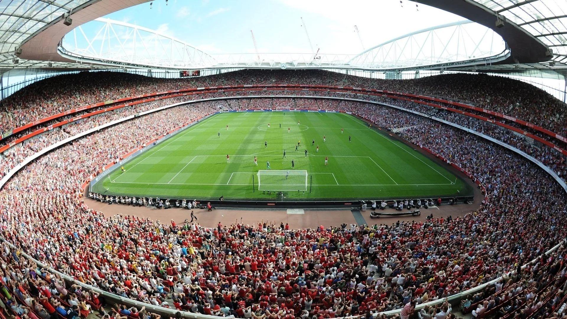 Emirates Stadium Full HD Wallpaper