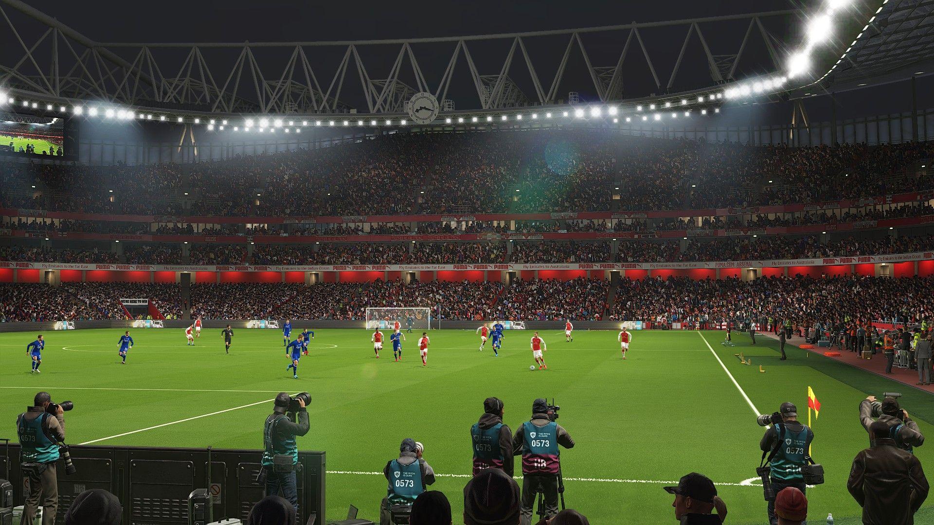 Emirates Stadium full hd 1080p wallpaper