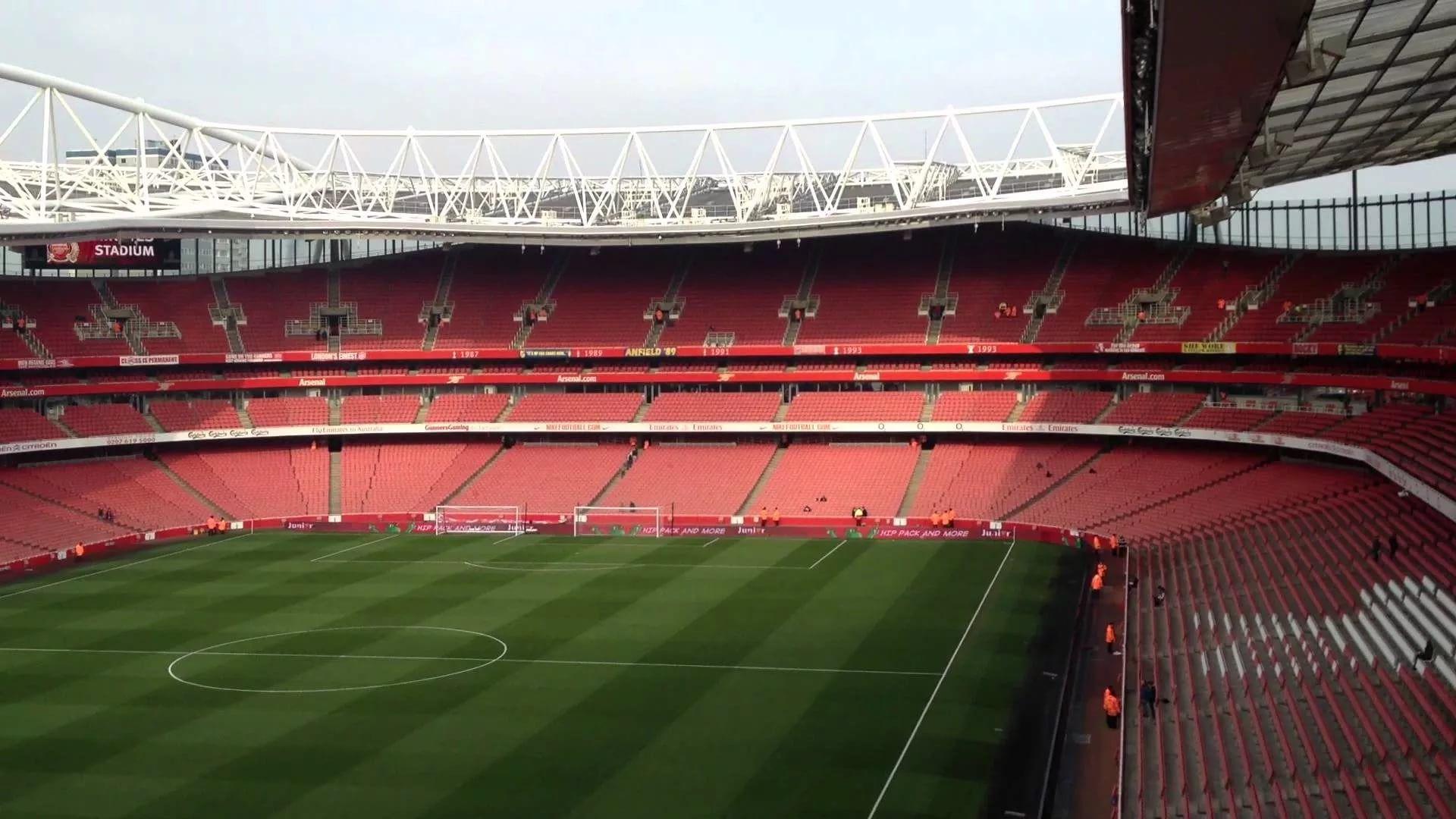 Emirates Stadium Pic