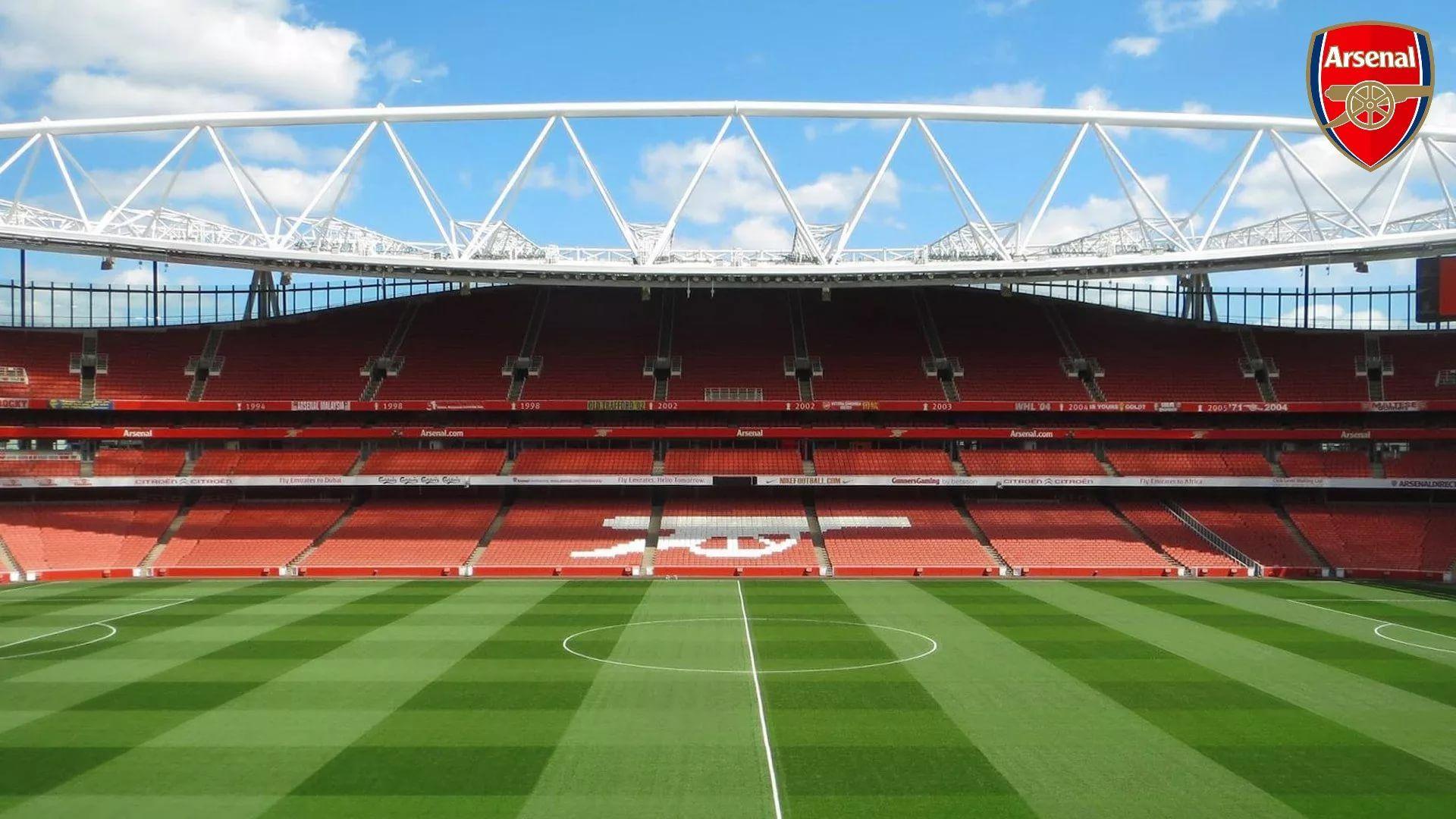 Emirates Stadium full screen hd wallpaper