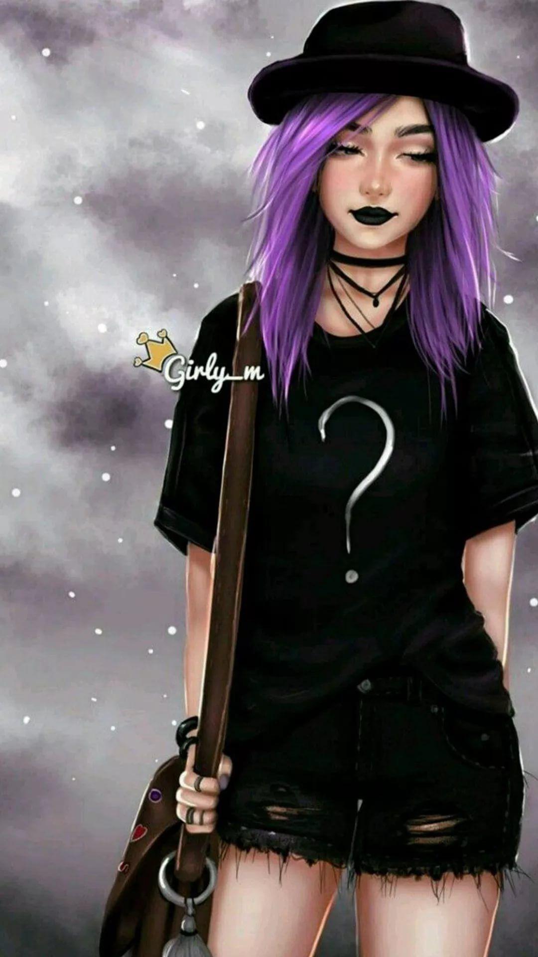 Emo Picture Galaxy s9 wallpaper