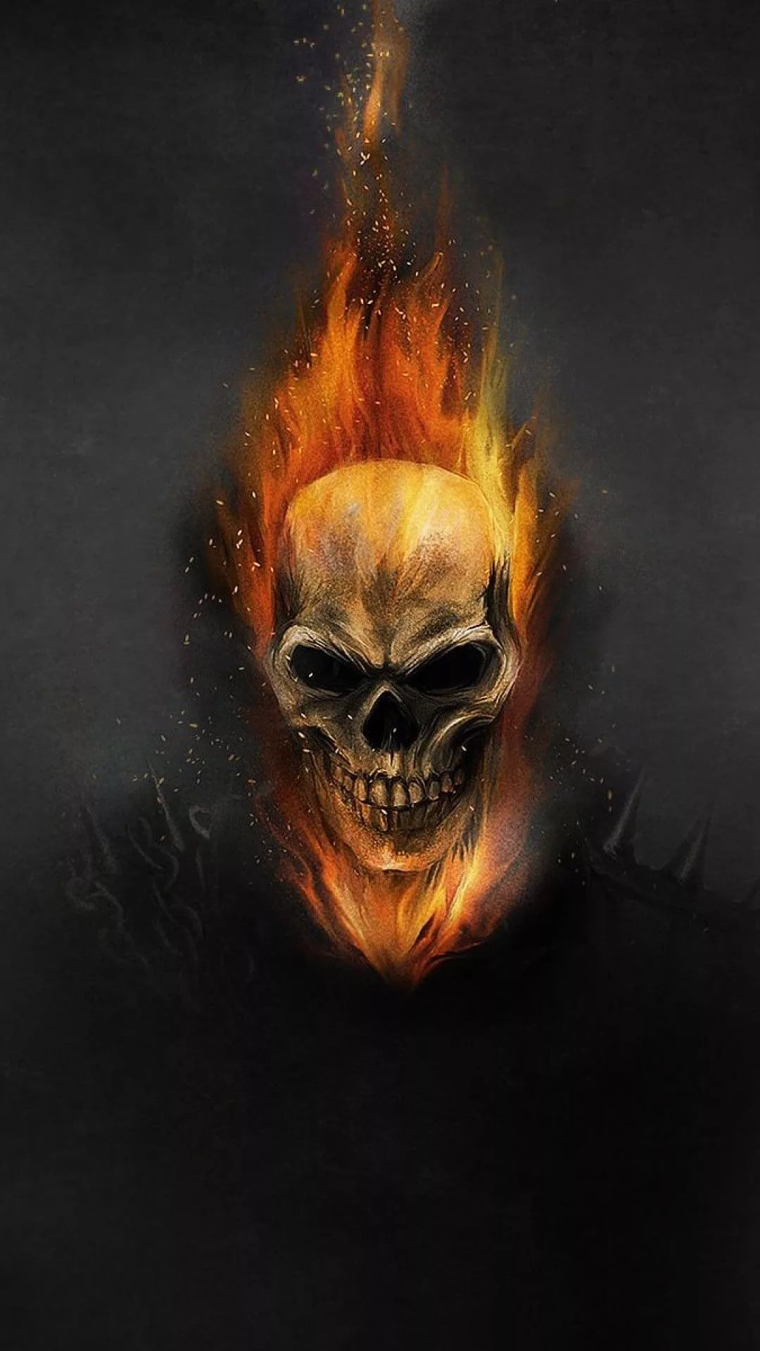 Ghost Rider wallpaper for Android