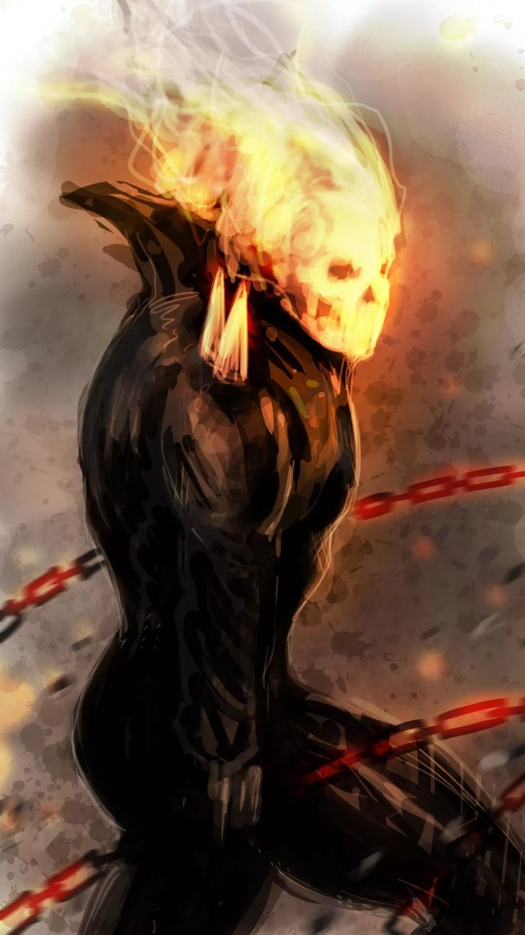 Ghost Rider wallpaper for my phone