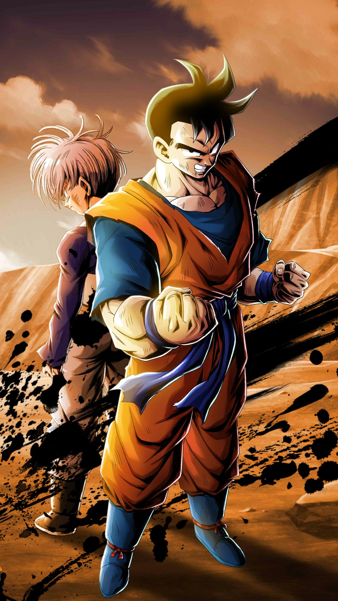 Gohan wallpaper for mobile