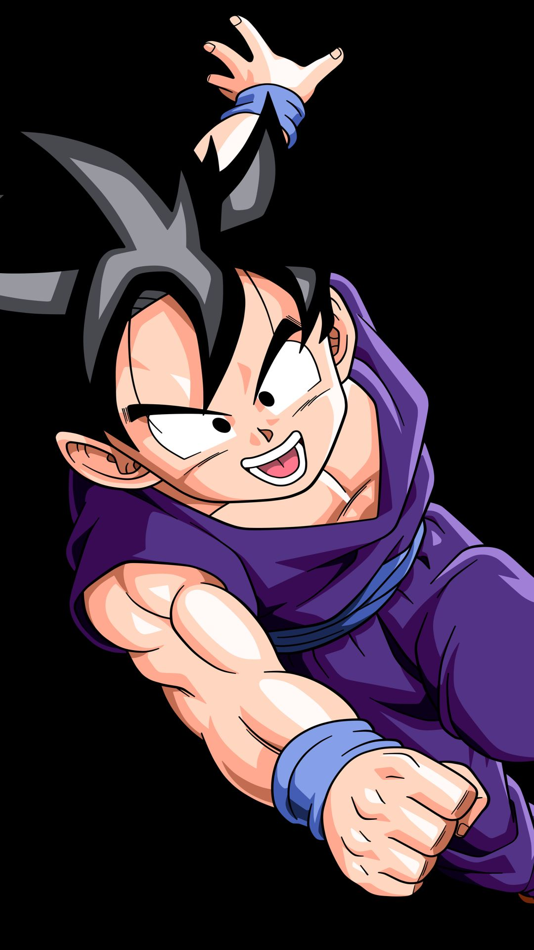 Gohan screensaver wallpaper