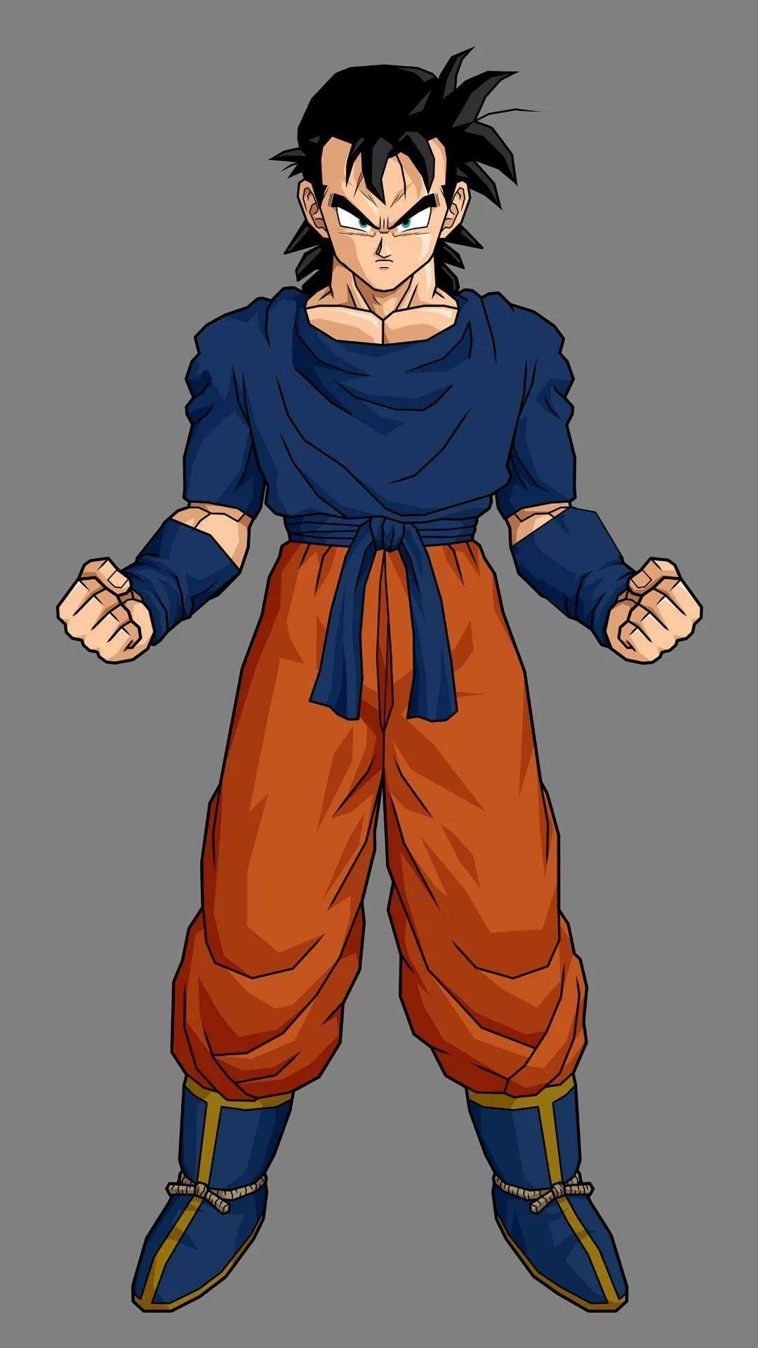 Gohan iPhone Wallpaper HD
