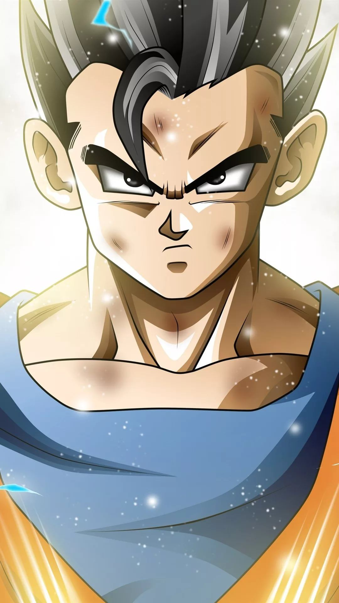 Gohan Cool iPhone Wallpaper