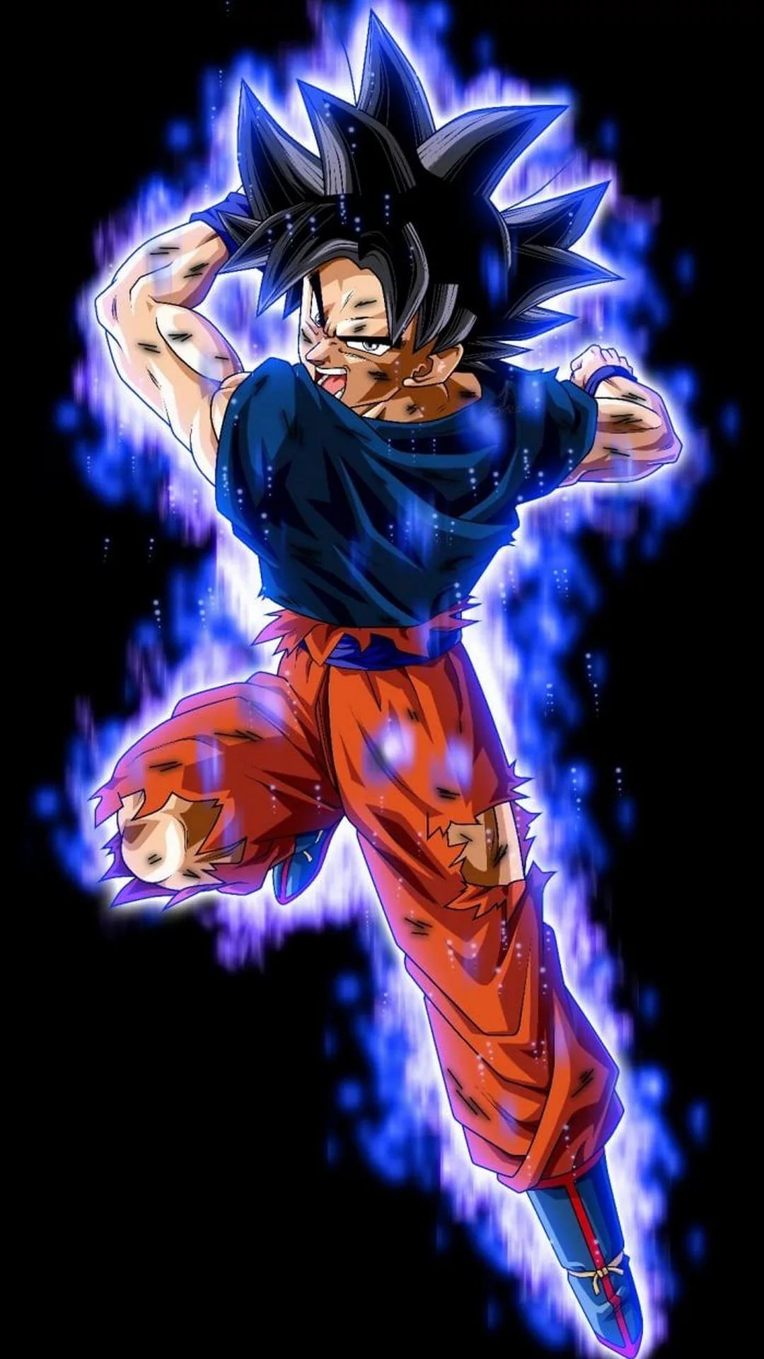 Gohan Apple iPhone wallpaper
