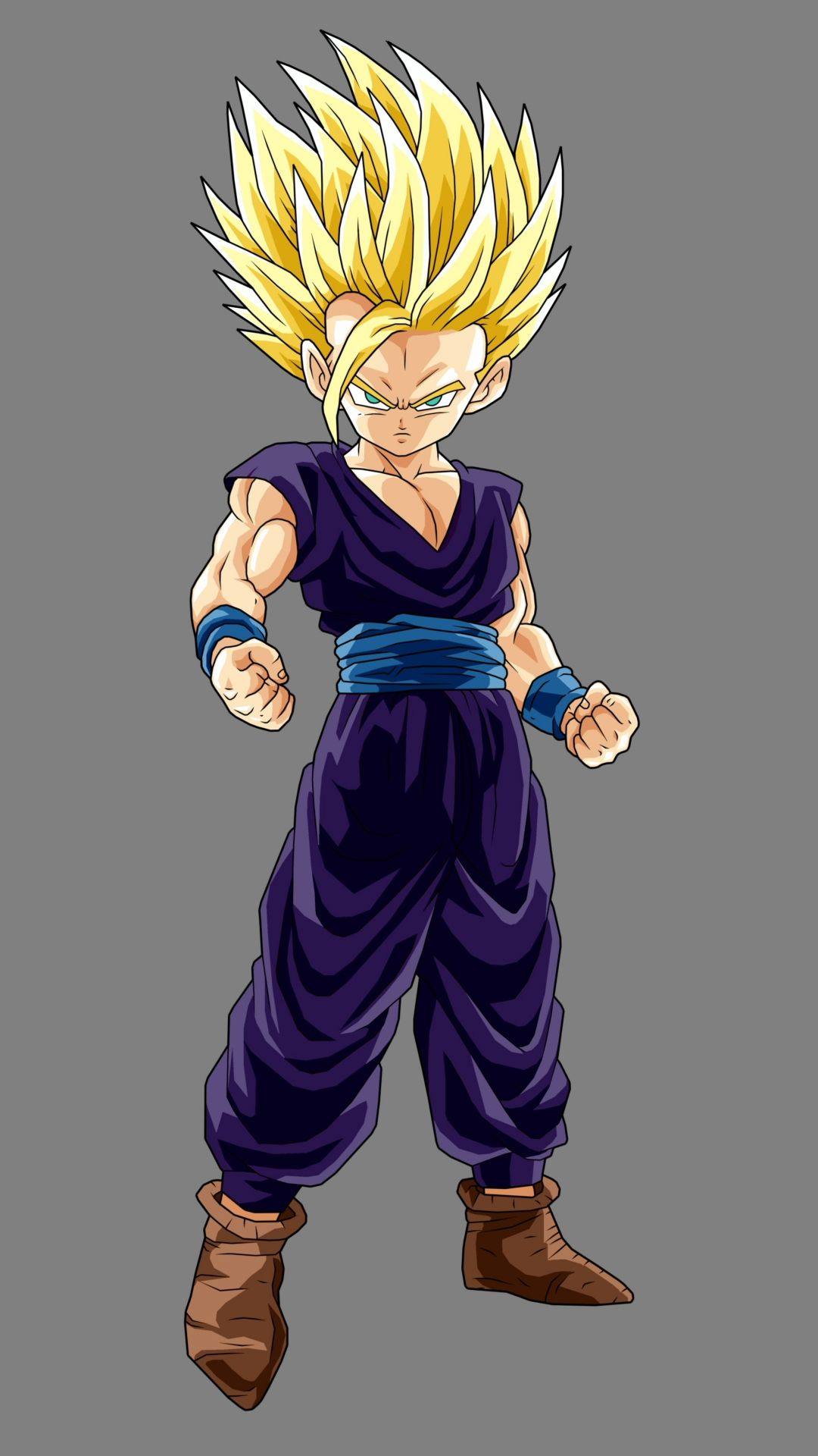 Gohan iPhone xr wallpaper