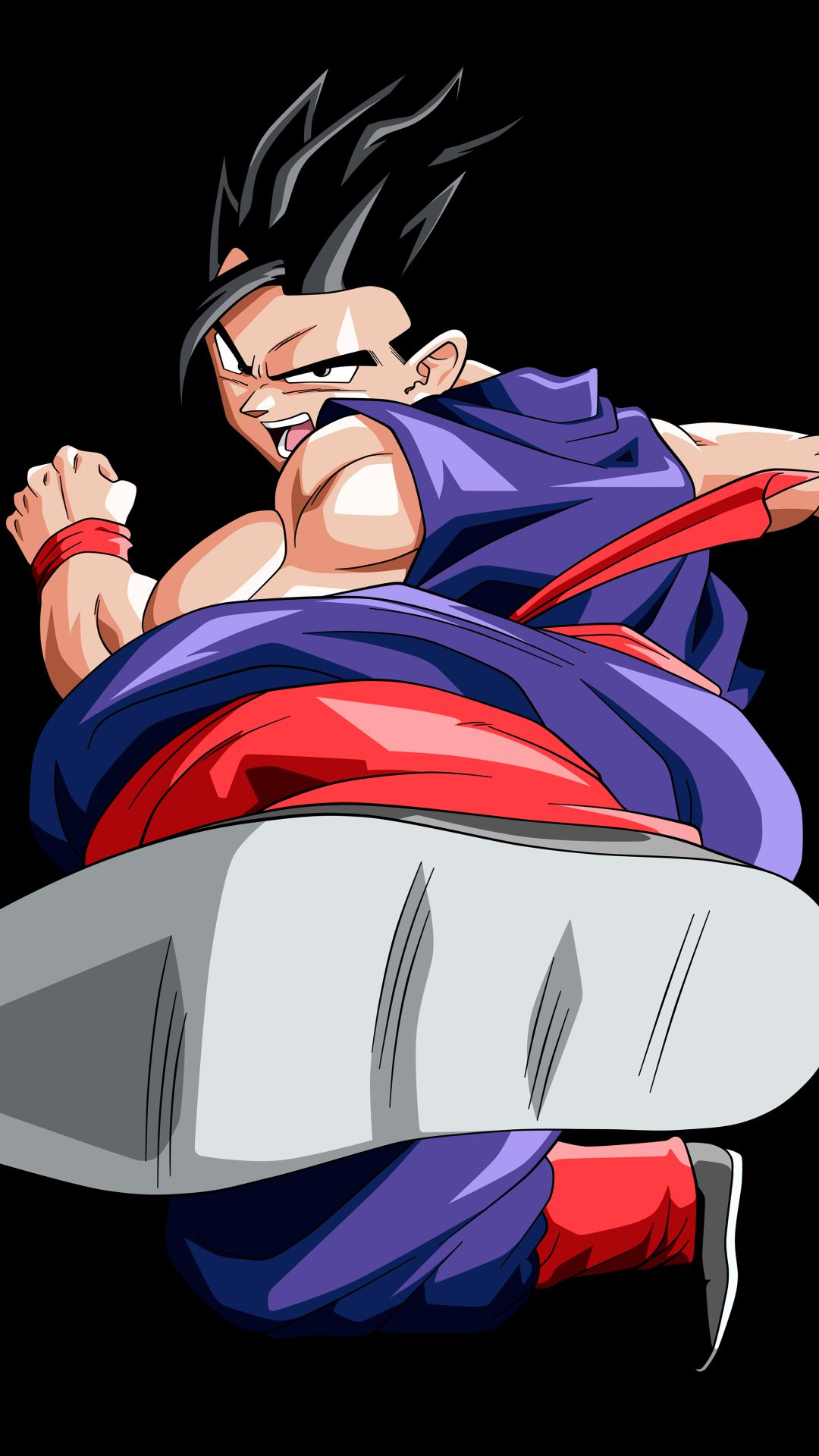 Gohan Android p wallpaper