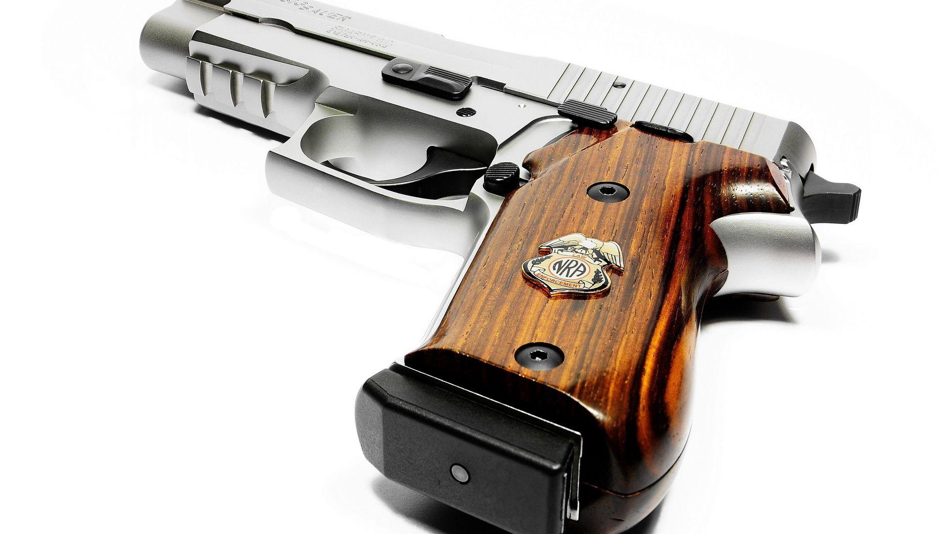 Gun For Desktop hd wallpaper 1080