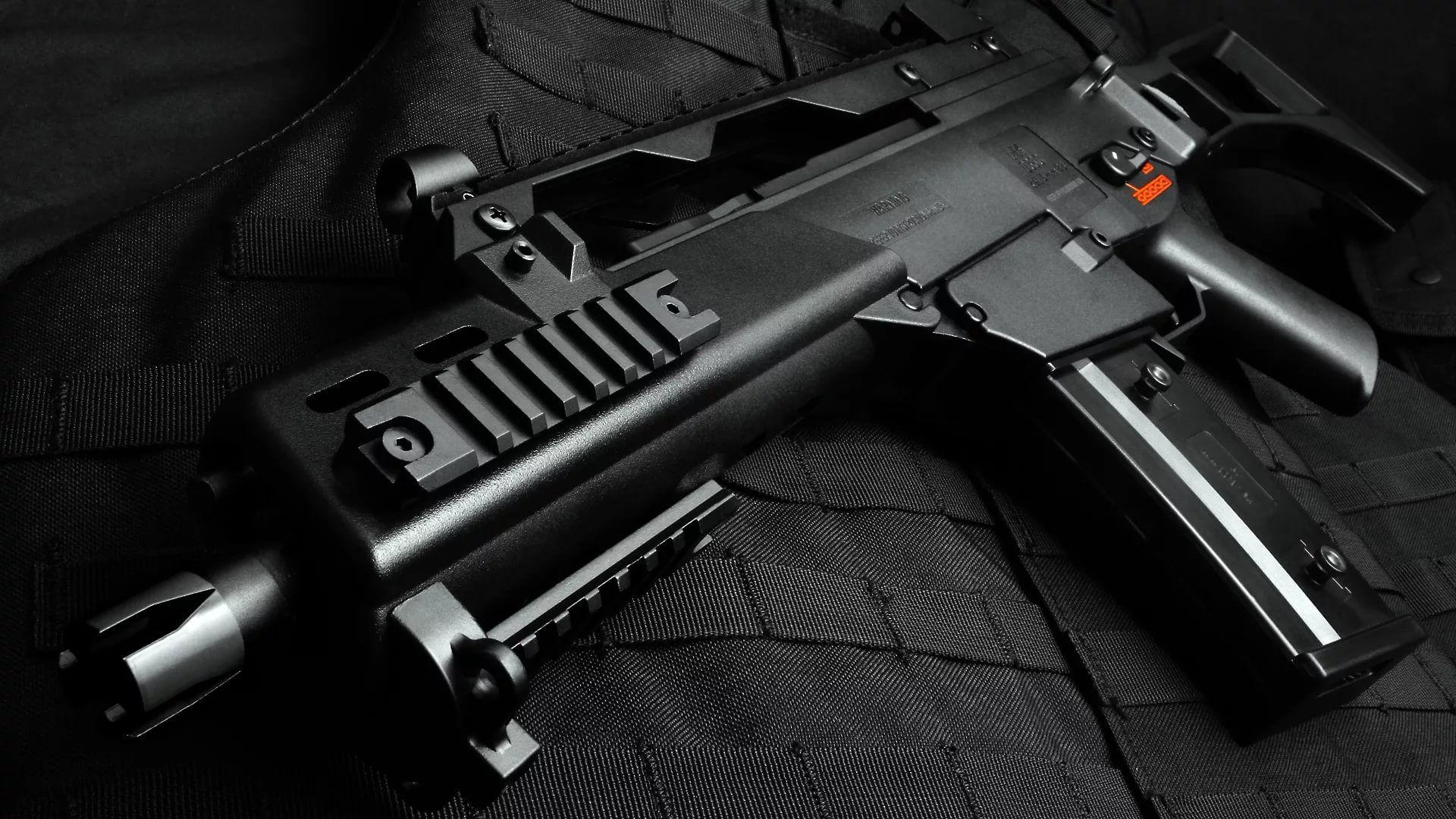 Gun For Desktop pc wallpaper