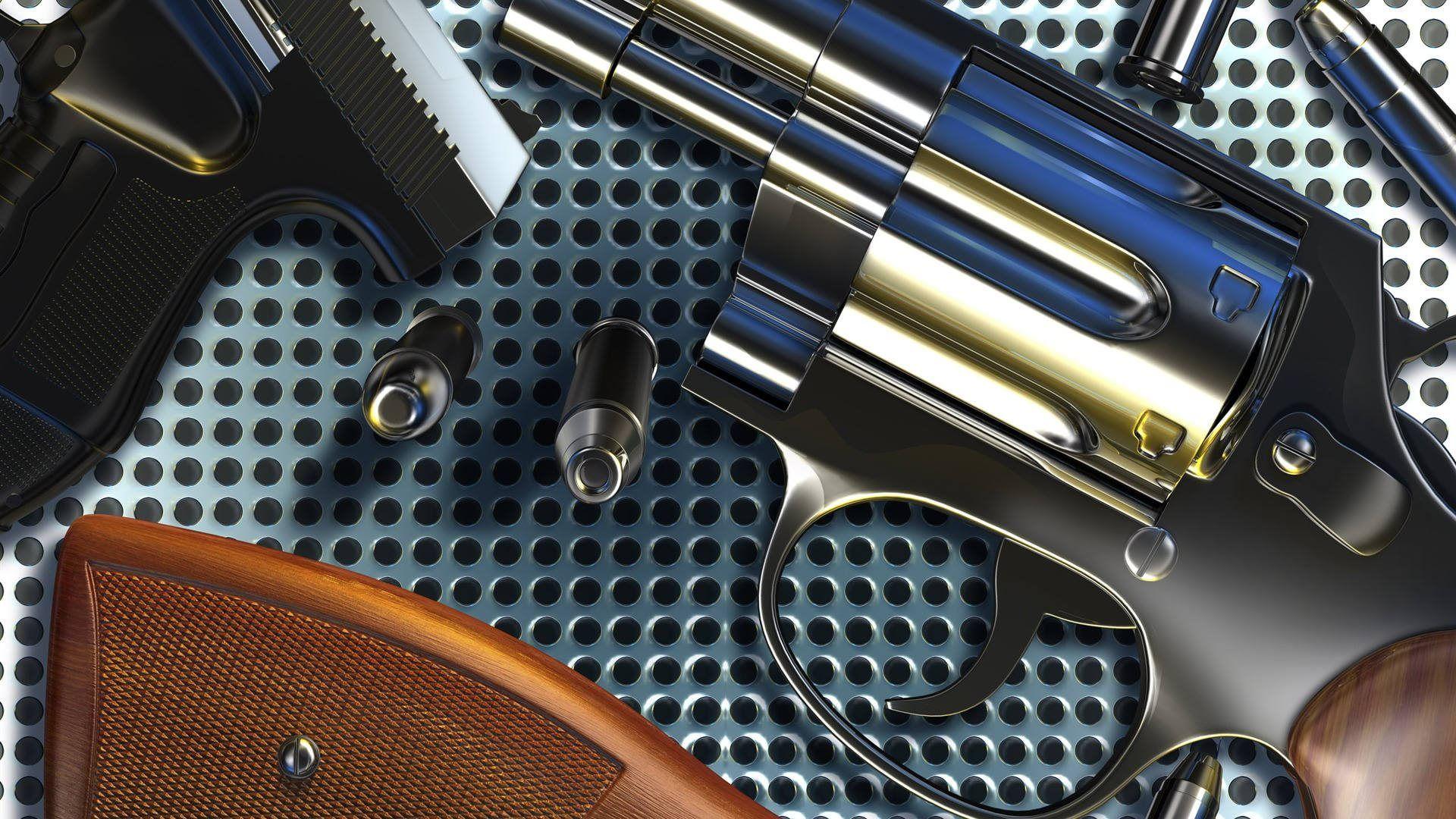 Gun For Desktop wallpaper picture hd