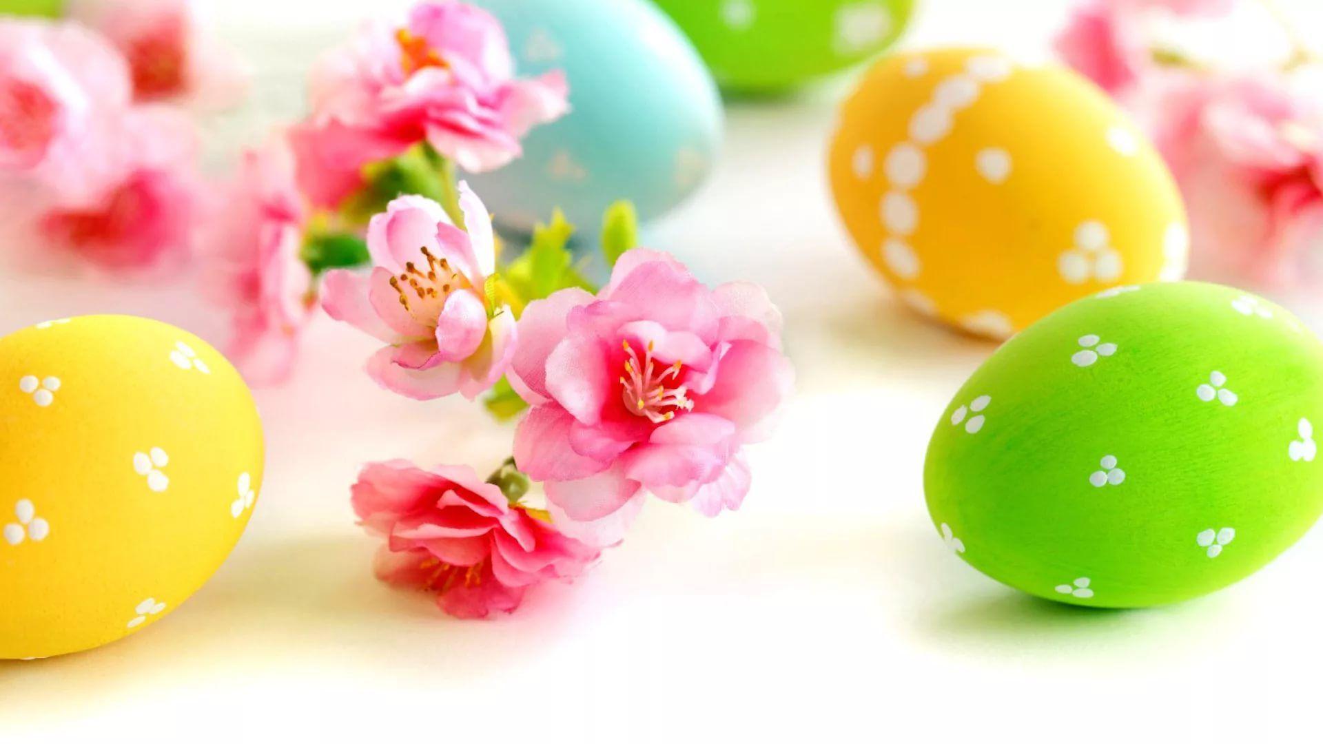 Happy Easter HD 1080 wallpaper