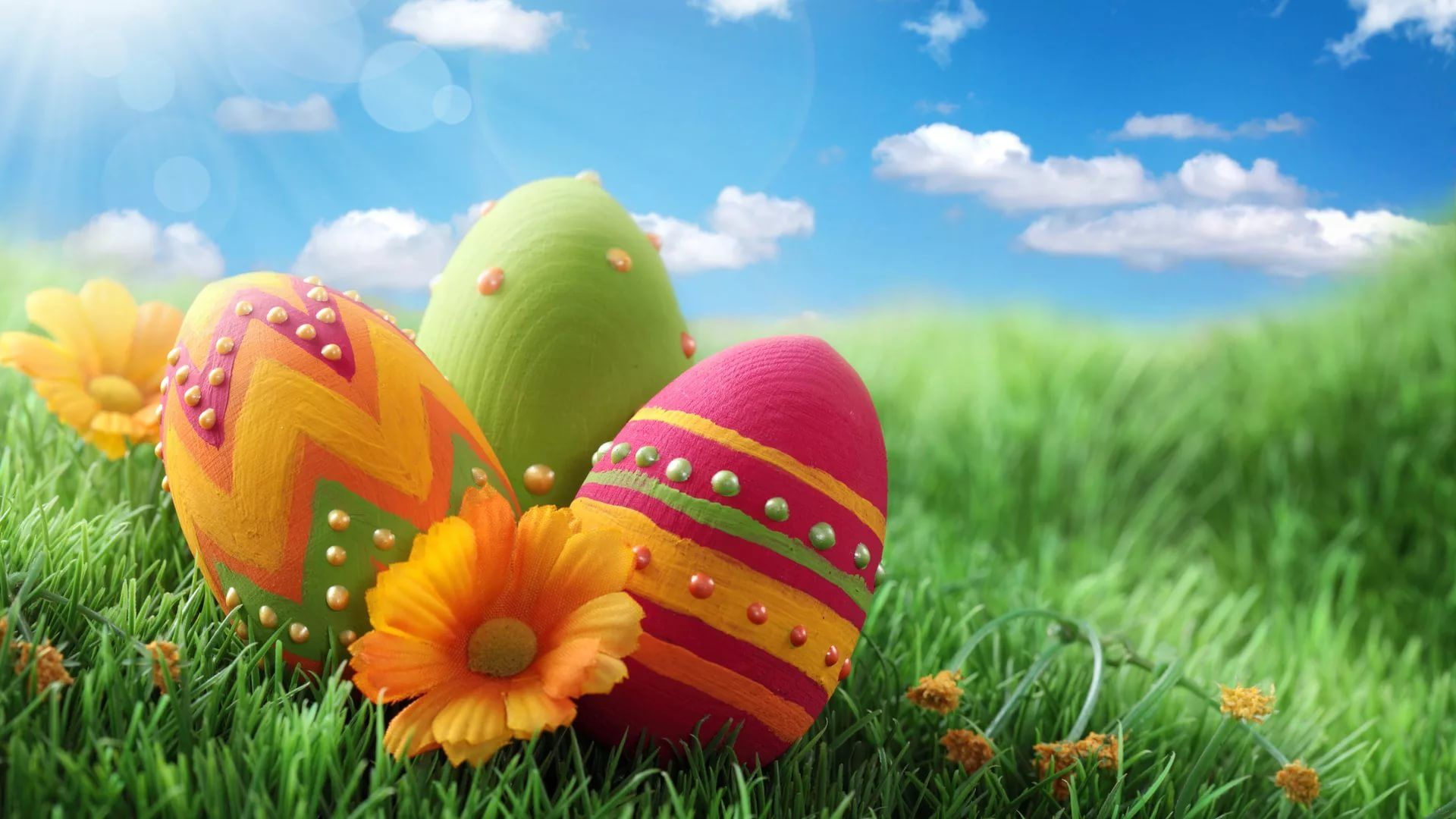Happy Easter wallpaper photo