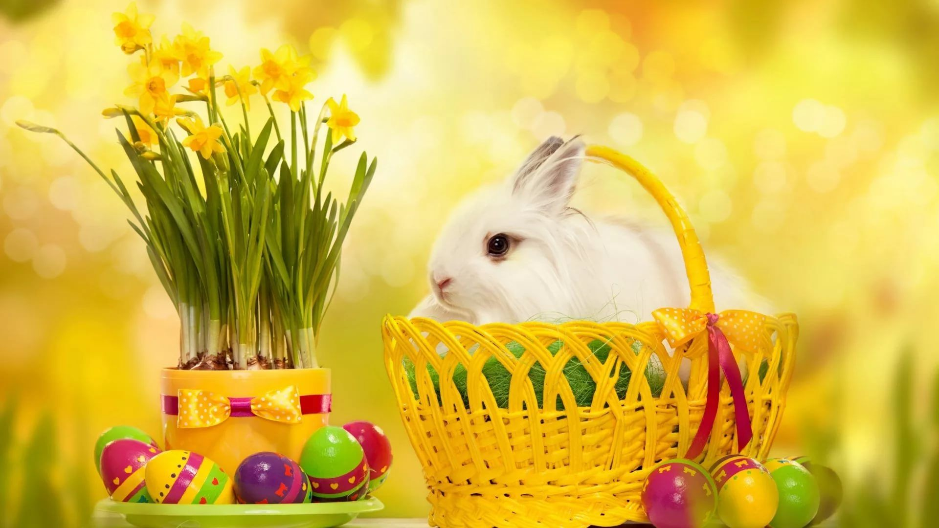Happy Easter free download wallpaper