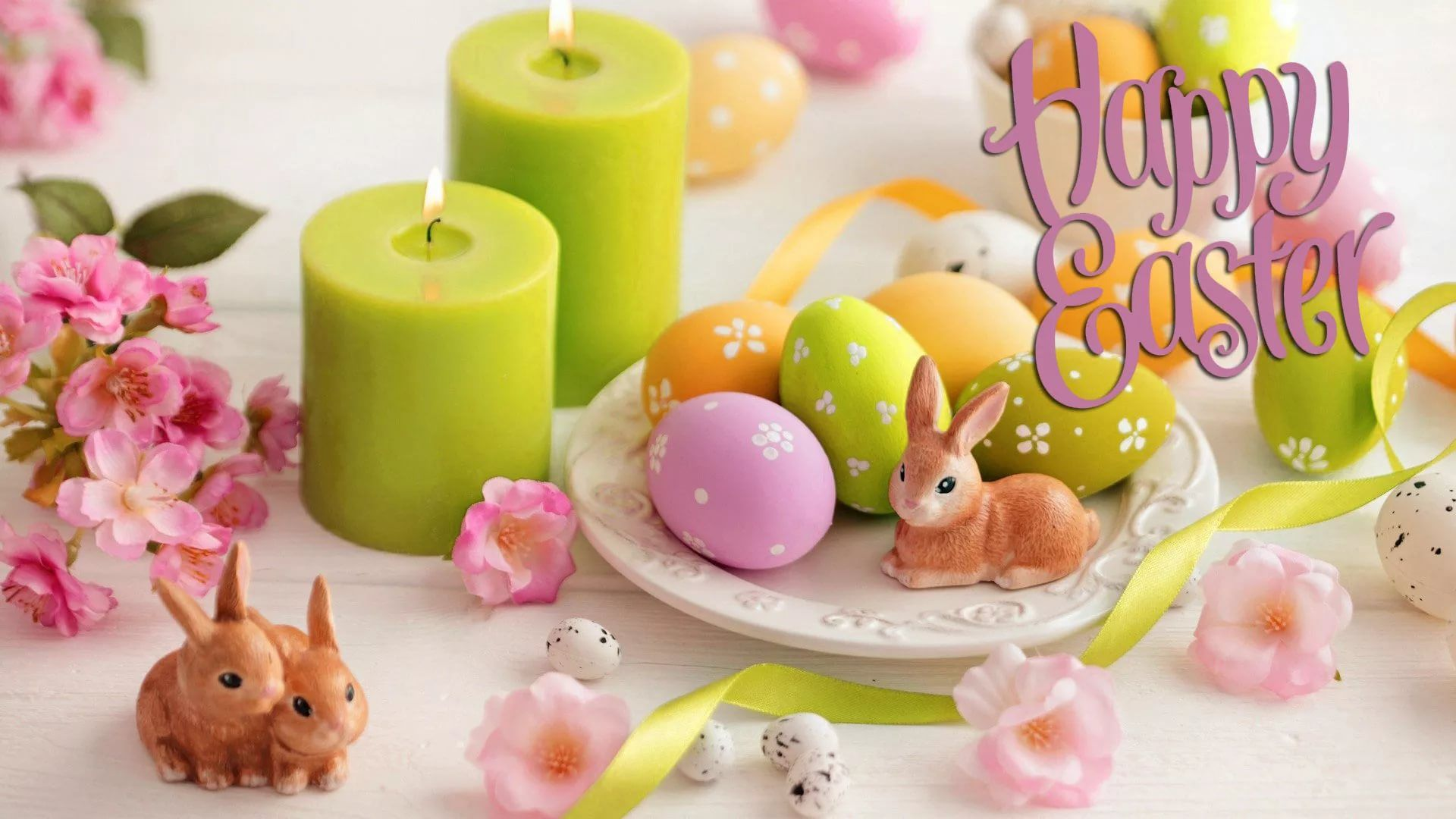 Happy Easter vertical wallpaper hd