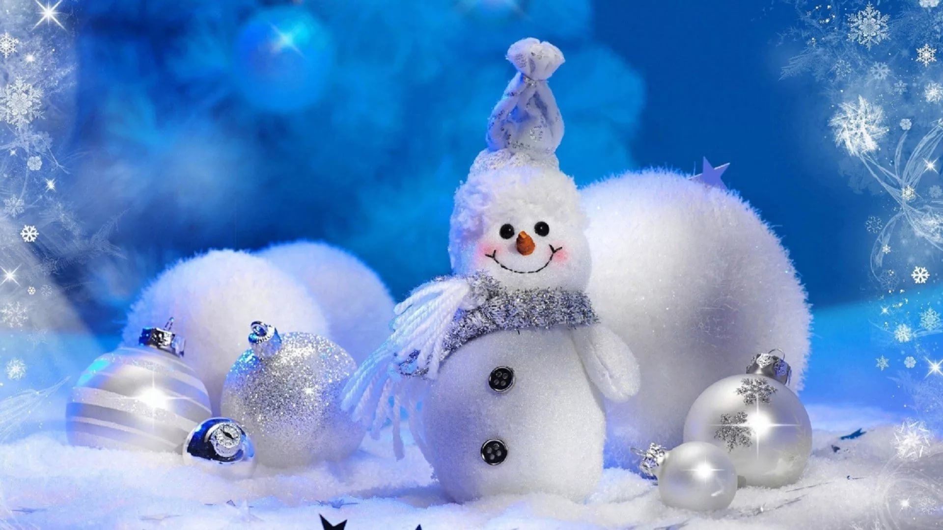 Happy Winter laptop wallpaper