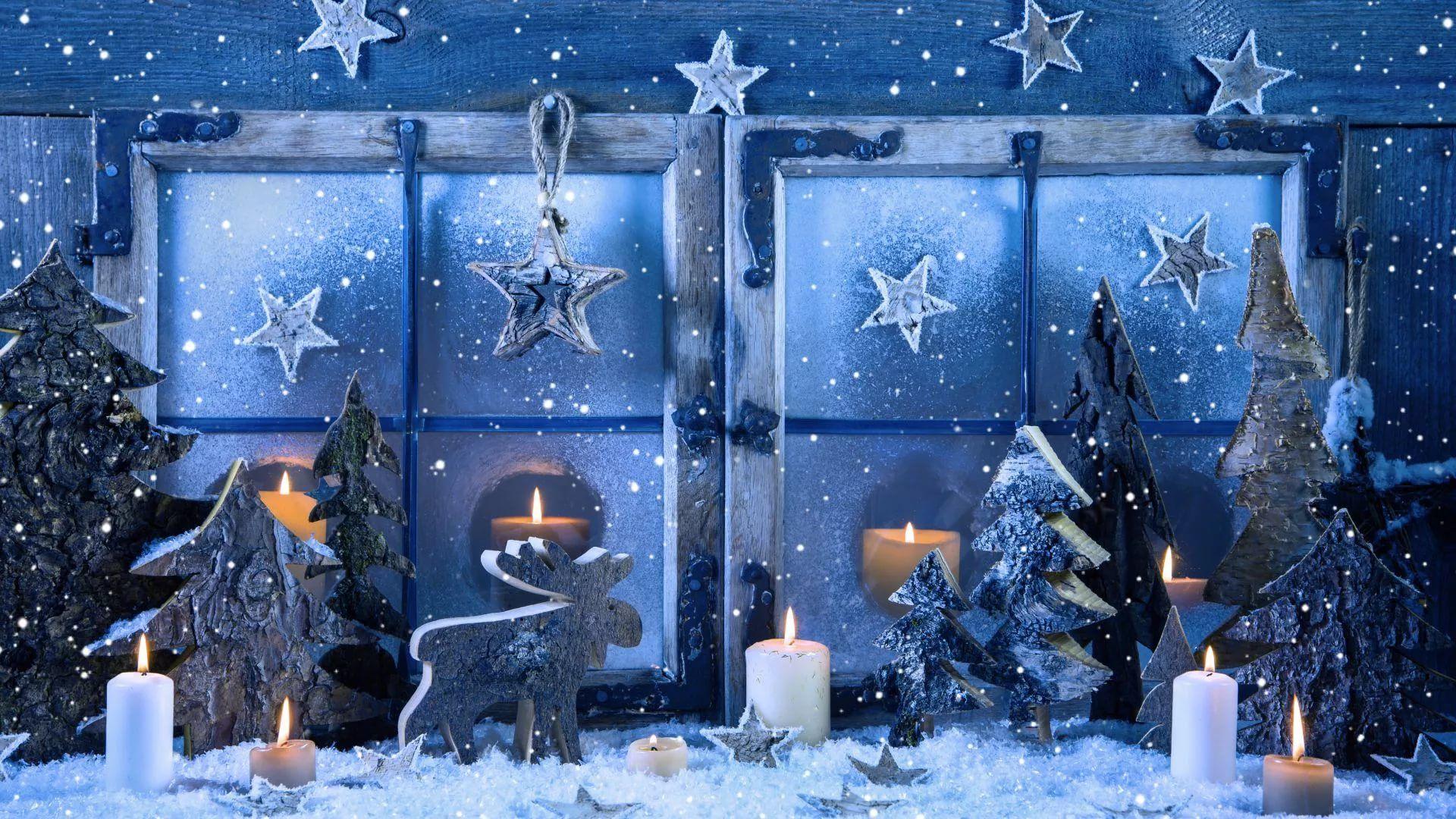 Happy Winter wallpaper theme