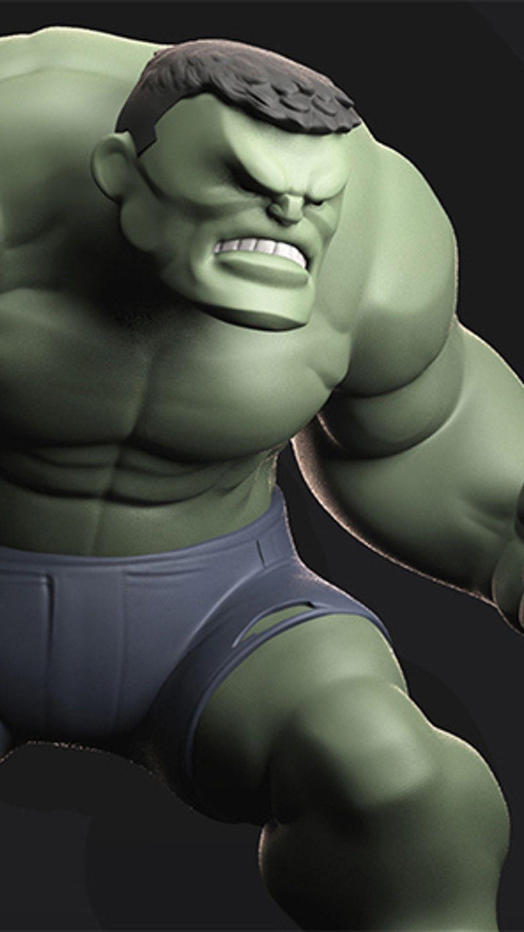 Hulk D hd wallpaper for iPhone 7