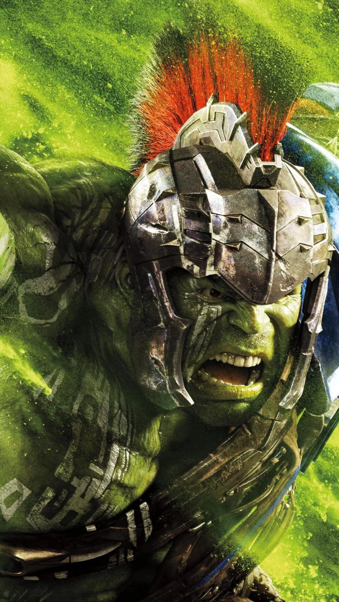 Hulk D iOS wallpaper