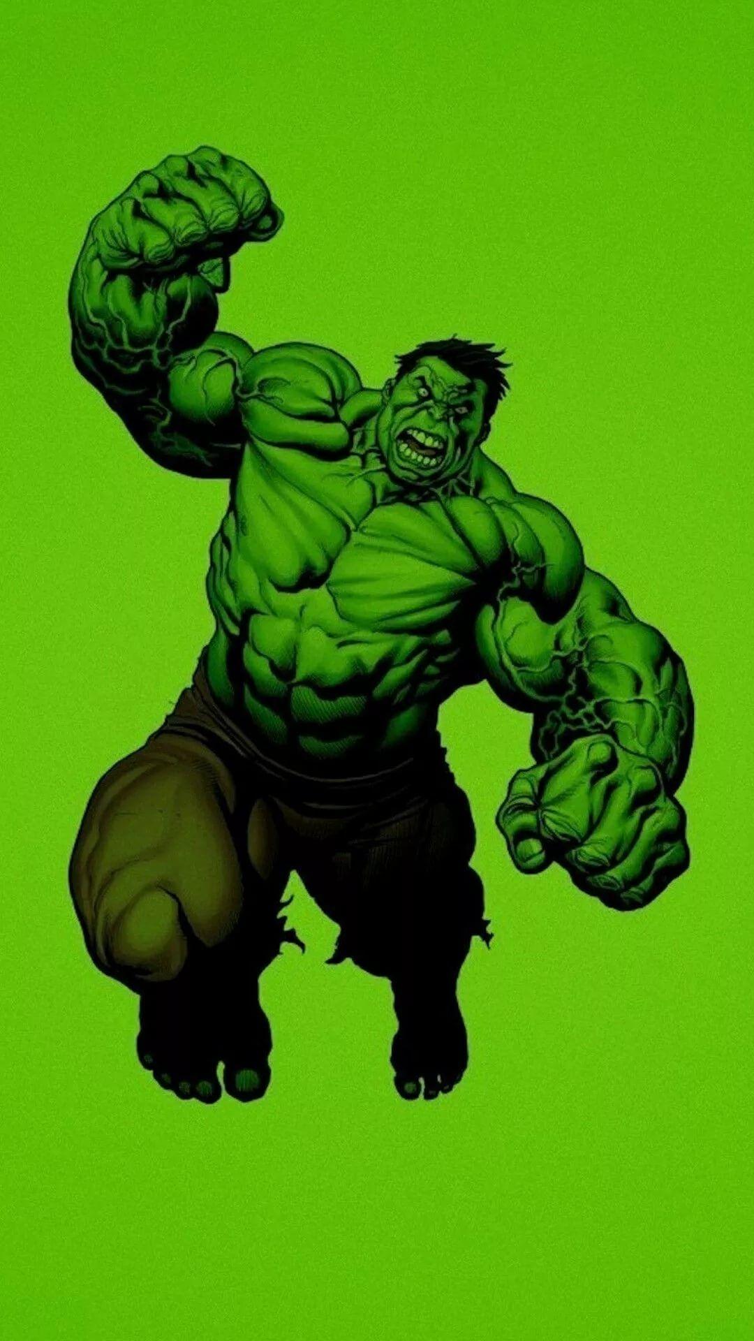 Hulk D iPhone se wallpaper
