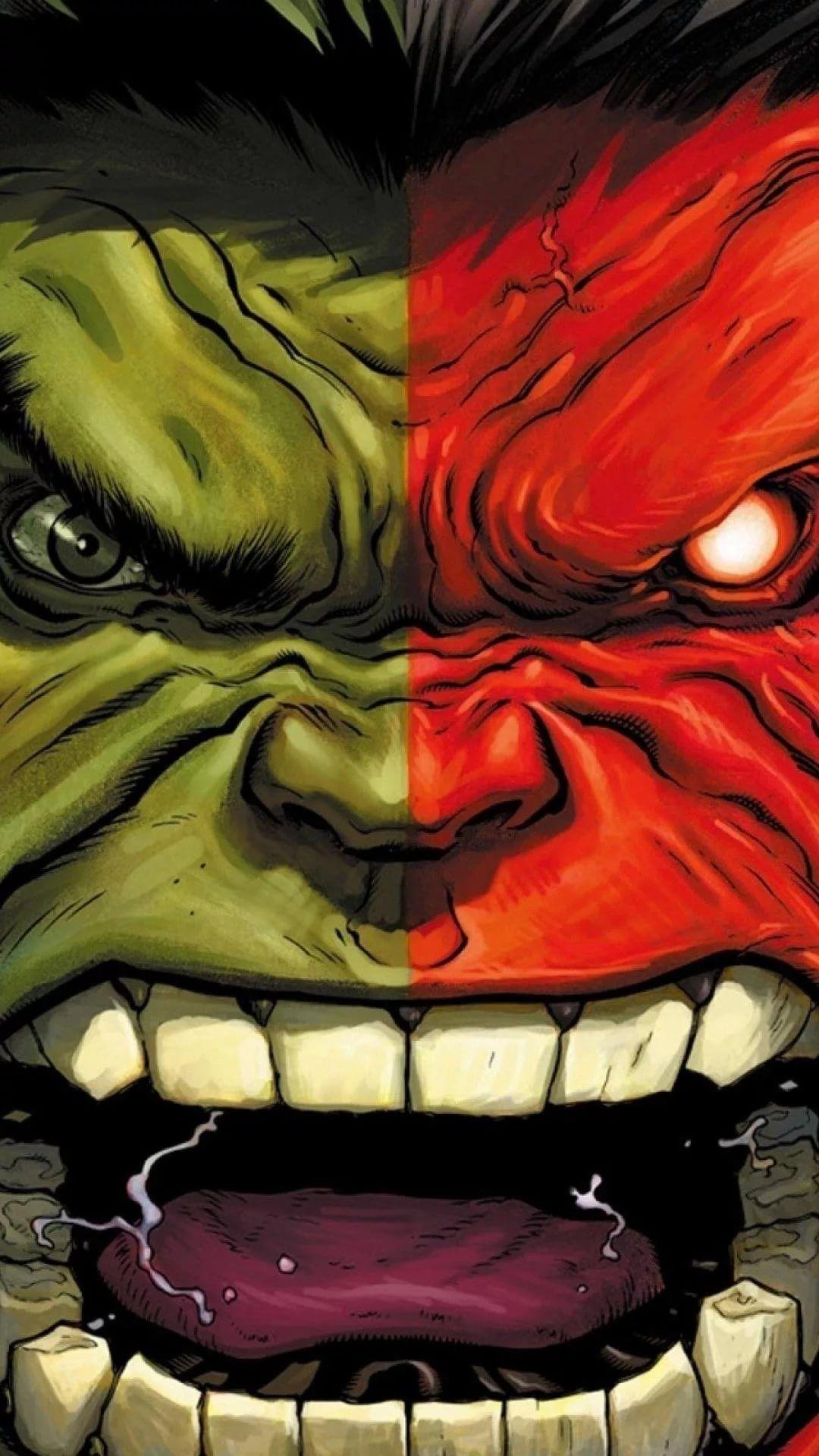 Hulk D wallpaper for your phone
