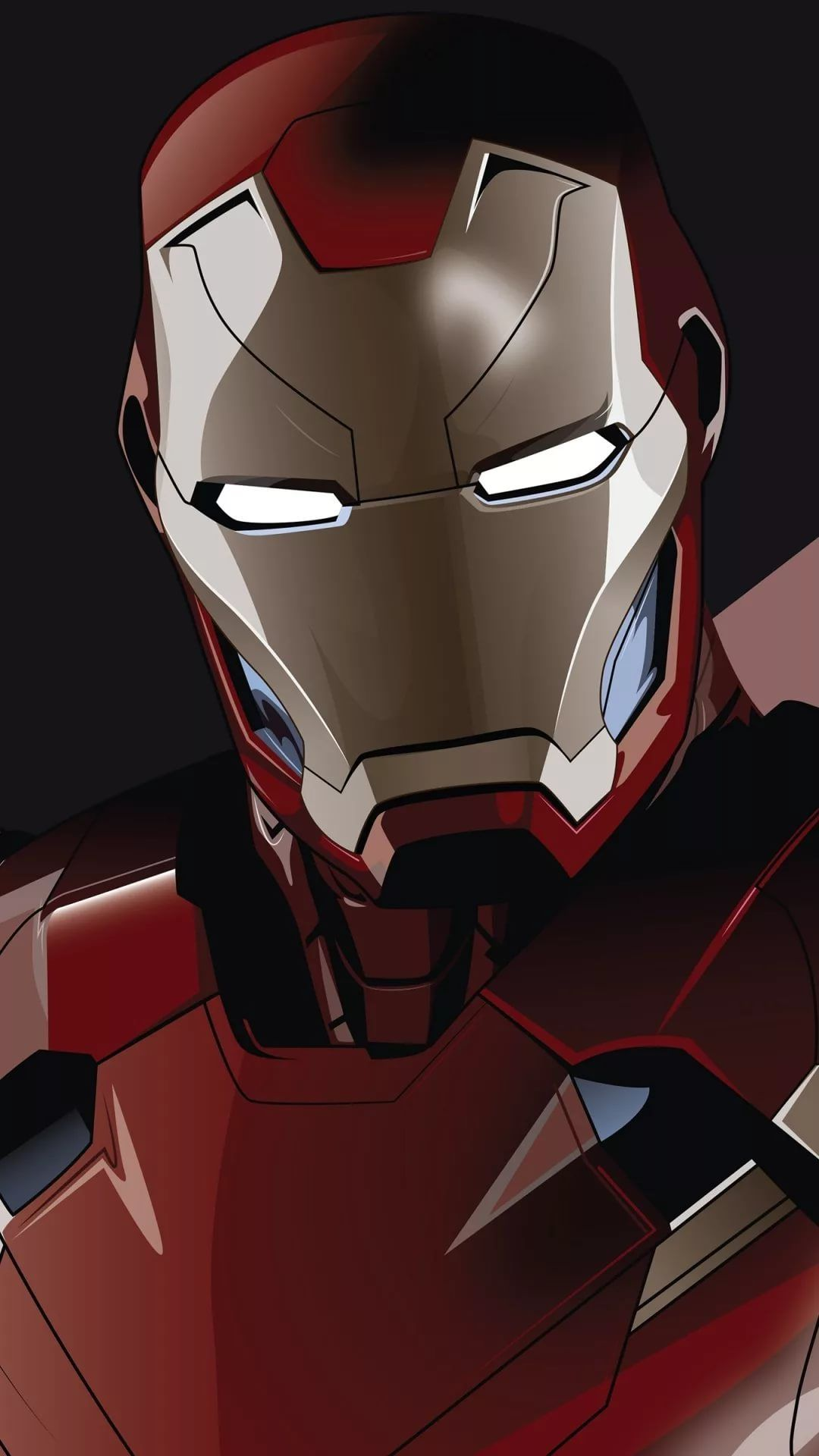 Iron Man D cool wallpapers for iPhone 6
