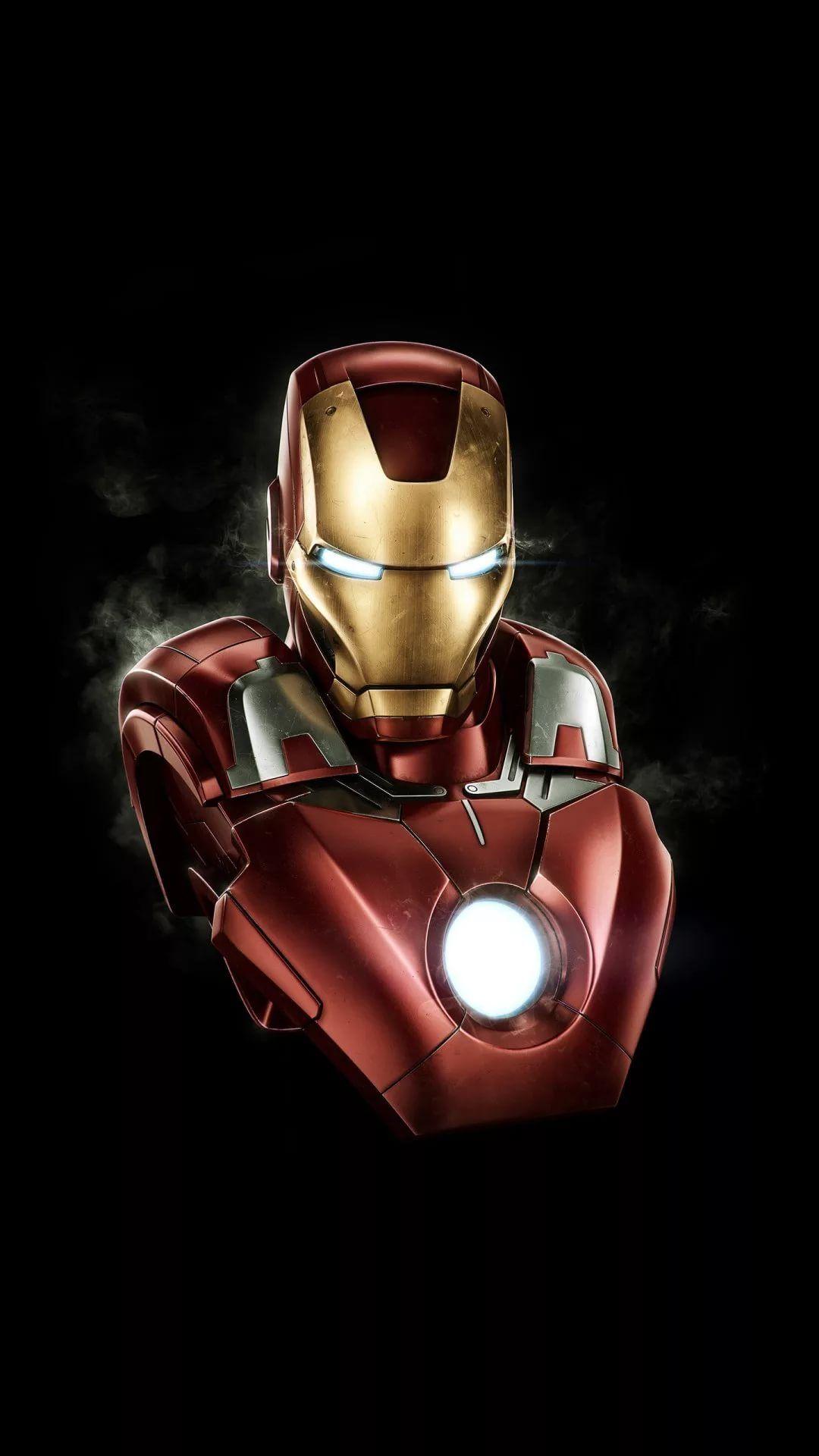 Iron Man D Galaxy note 9 wallpaper