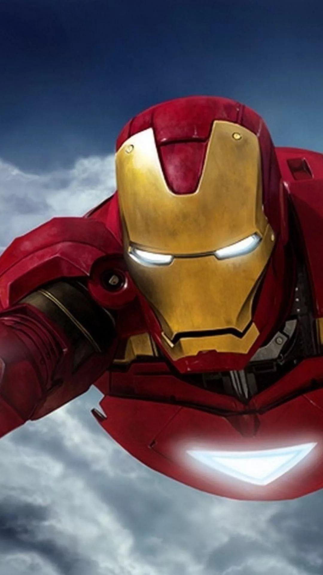 Iron Man D Galaxy Wallpaper