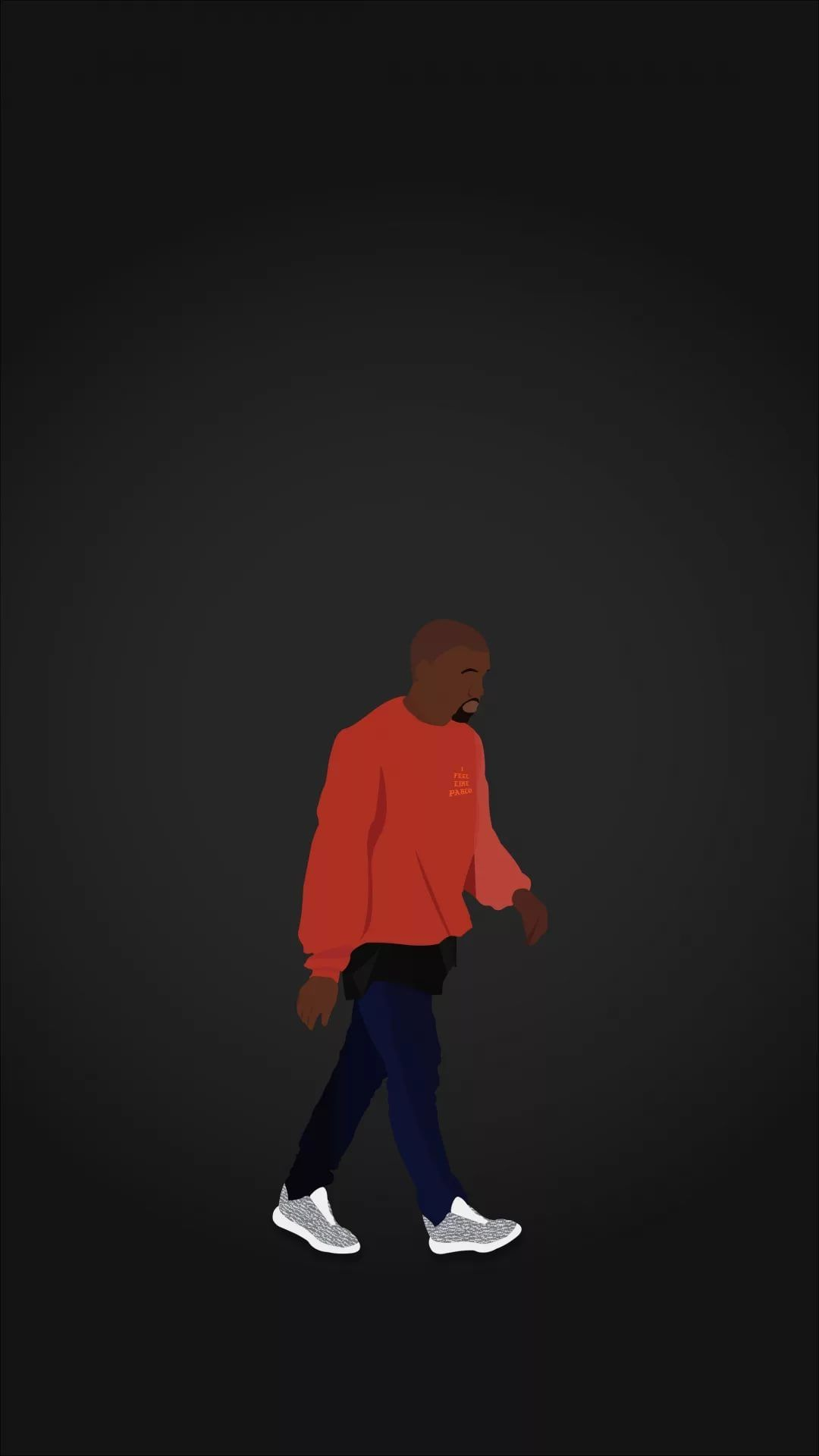 Kanye West iPhone 7 Wallpaper