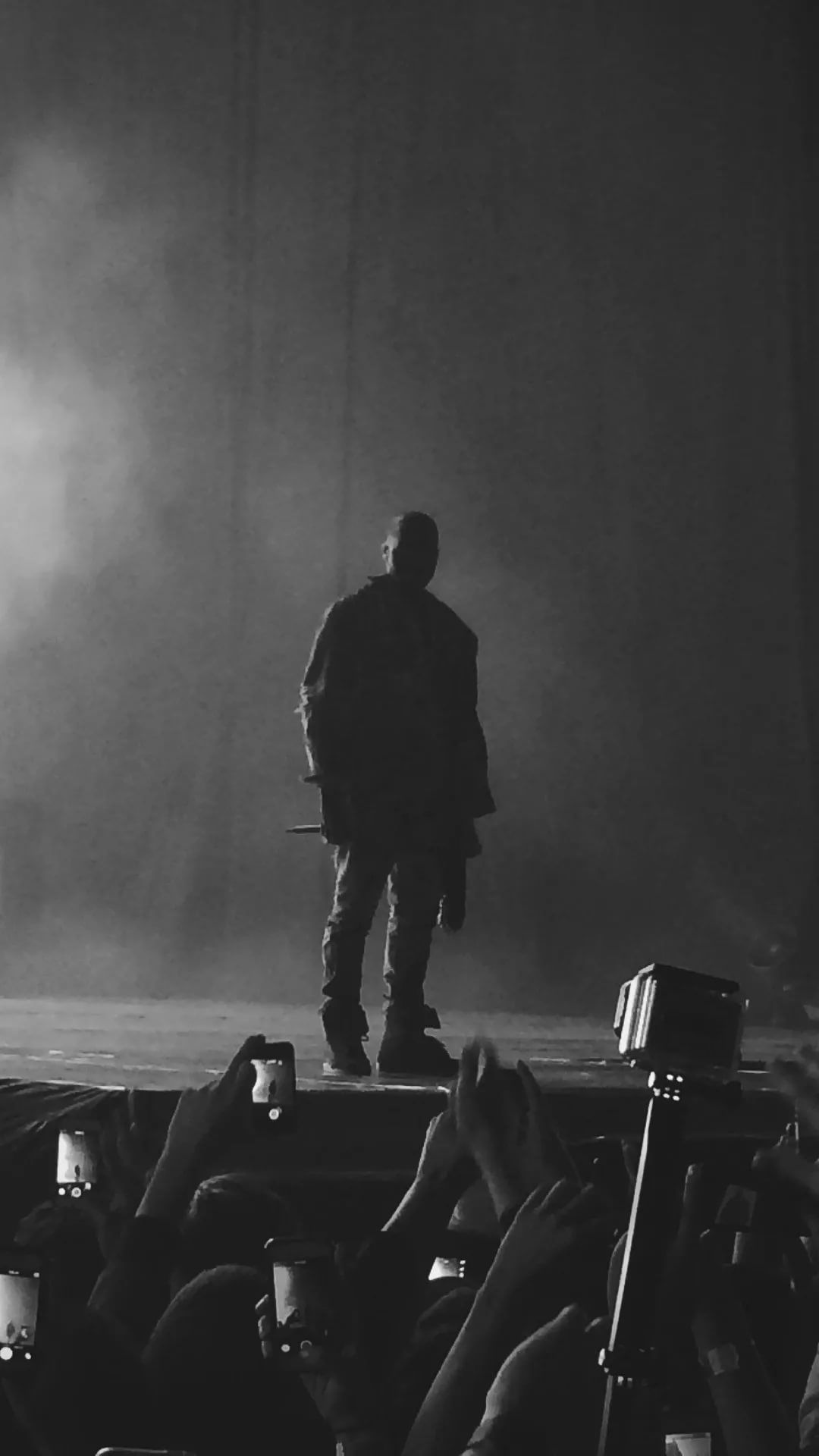 Kanye West iPhone xs wallpaper