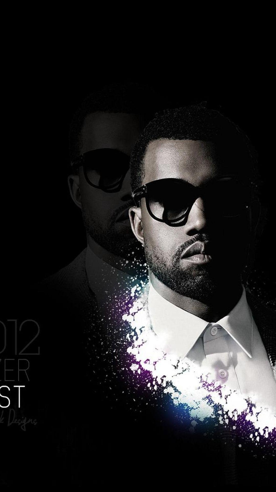 Kanye West HD wallpaper for mobile